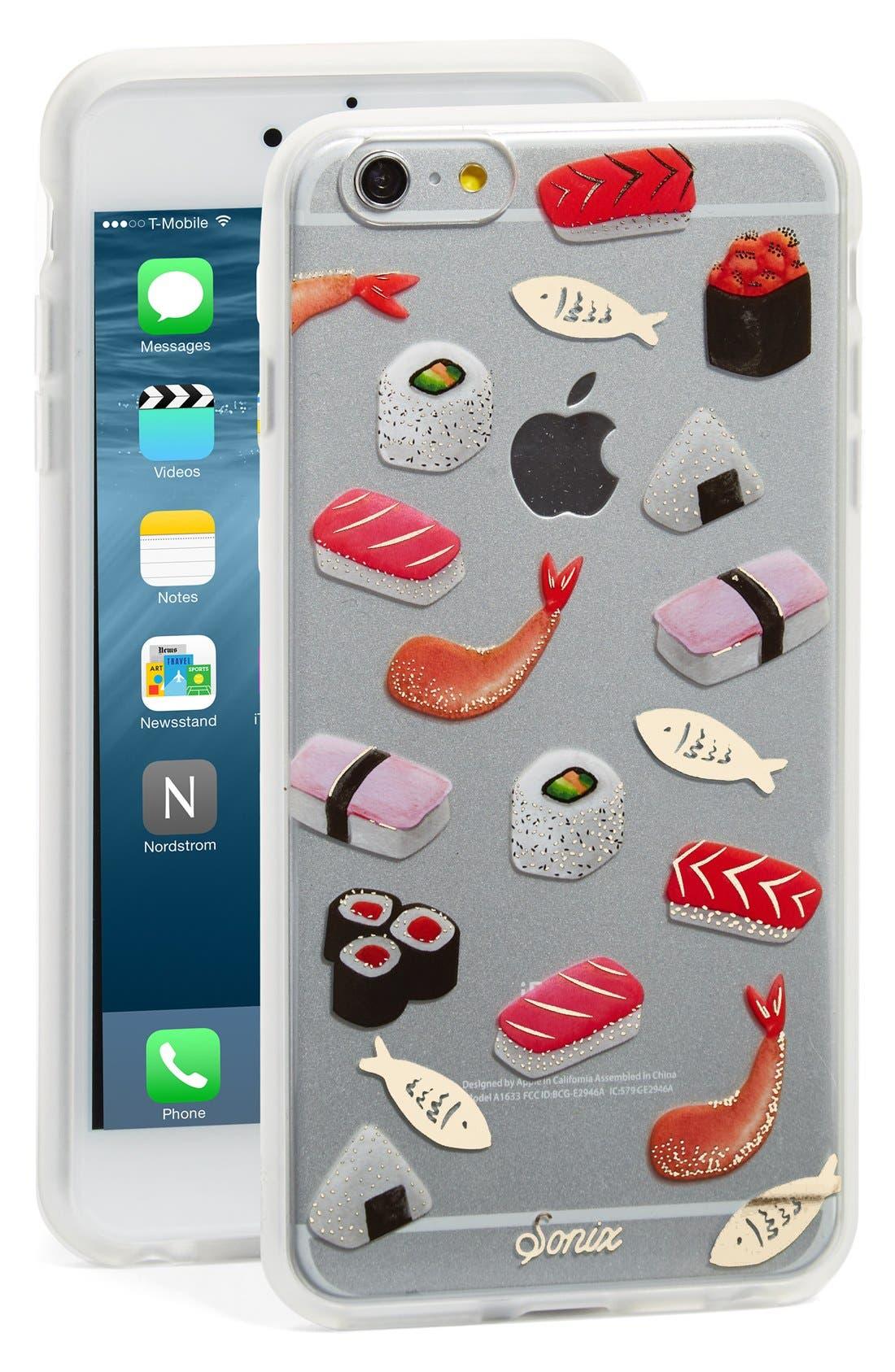 Alternate Image 1 Selected - Sonix Sushi iPhone 6 Plus/6s Plus Case
