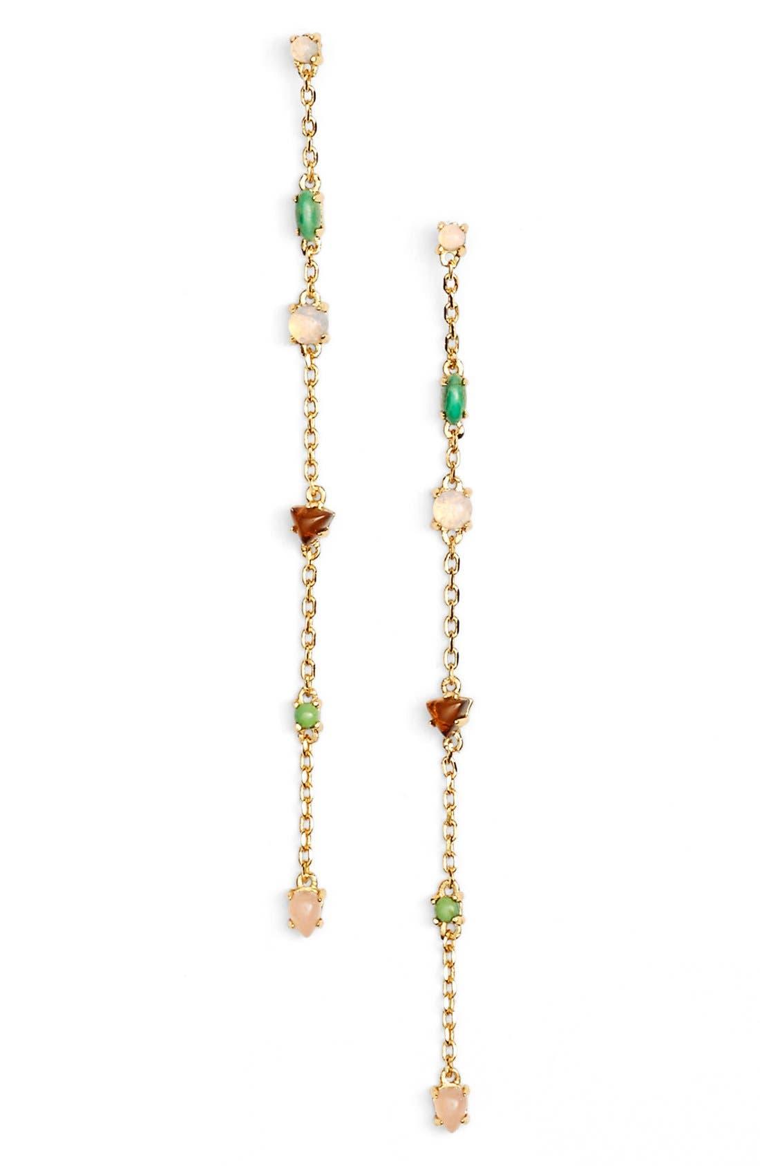 Alternate Image 1 Selected - Jules Smith 'Staz' Drop Earrings