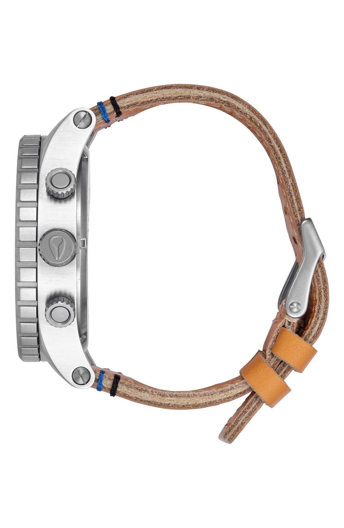 Alternate Image 3  - Nixon 'The 51-30 Chrono' Watch, 51mm