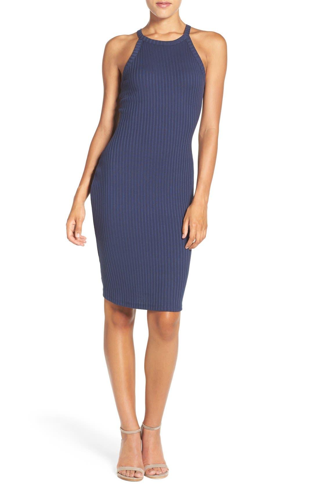 NSR Body-Con Sweater Dress