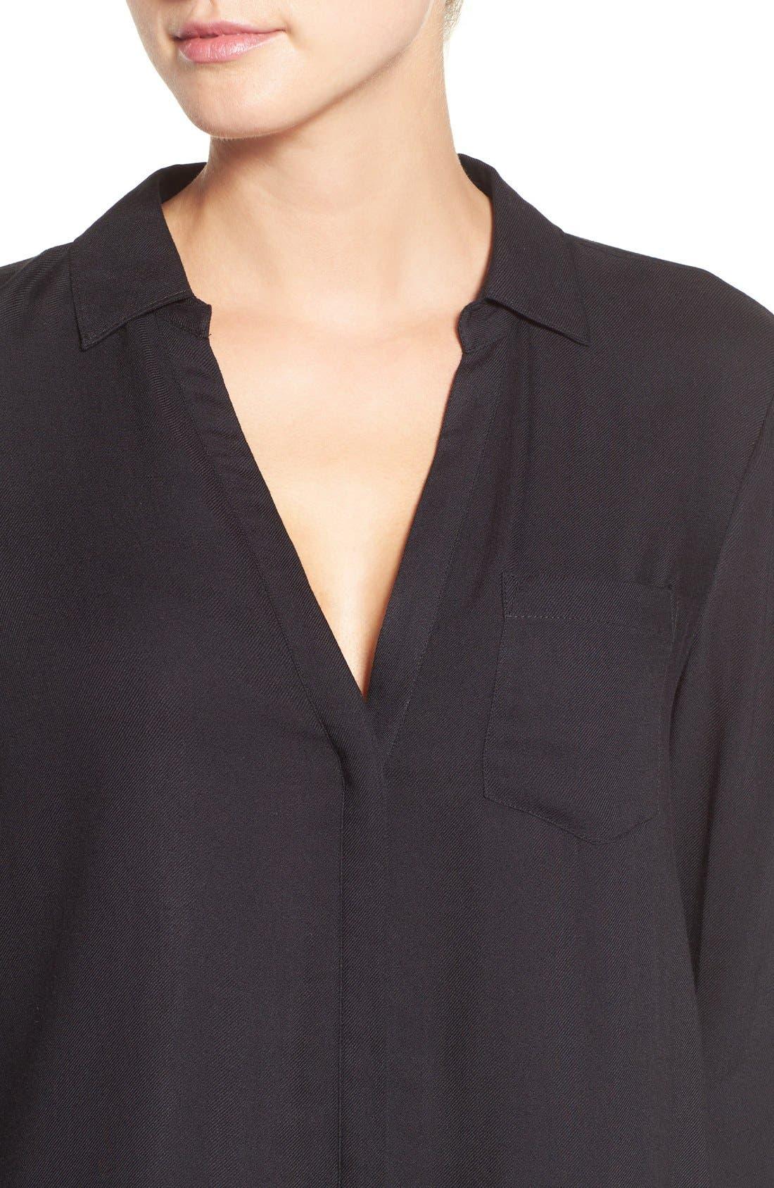 Alternate Image 4  - PAIGE 'Everleigh' Shirt