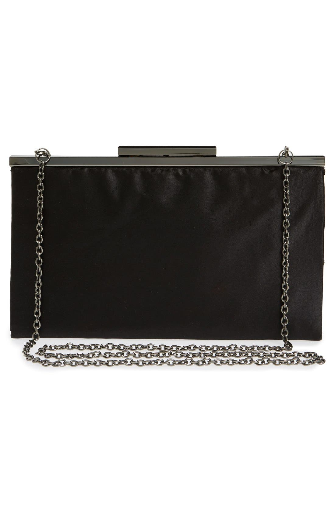 Alternate Image 2  - Glint Ombre Crystal Topper Clutch
