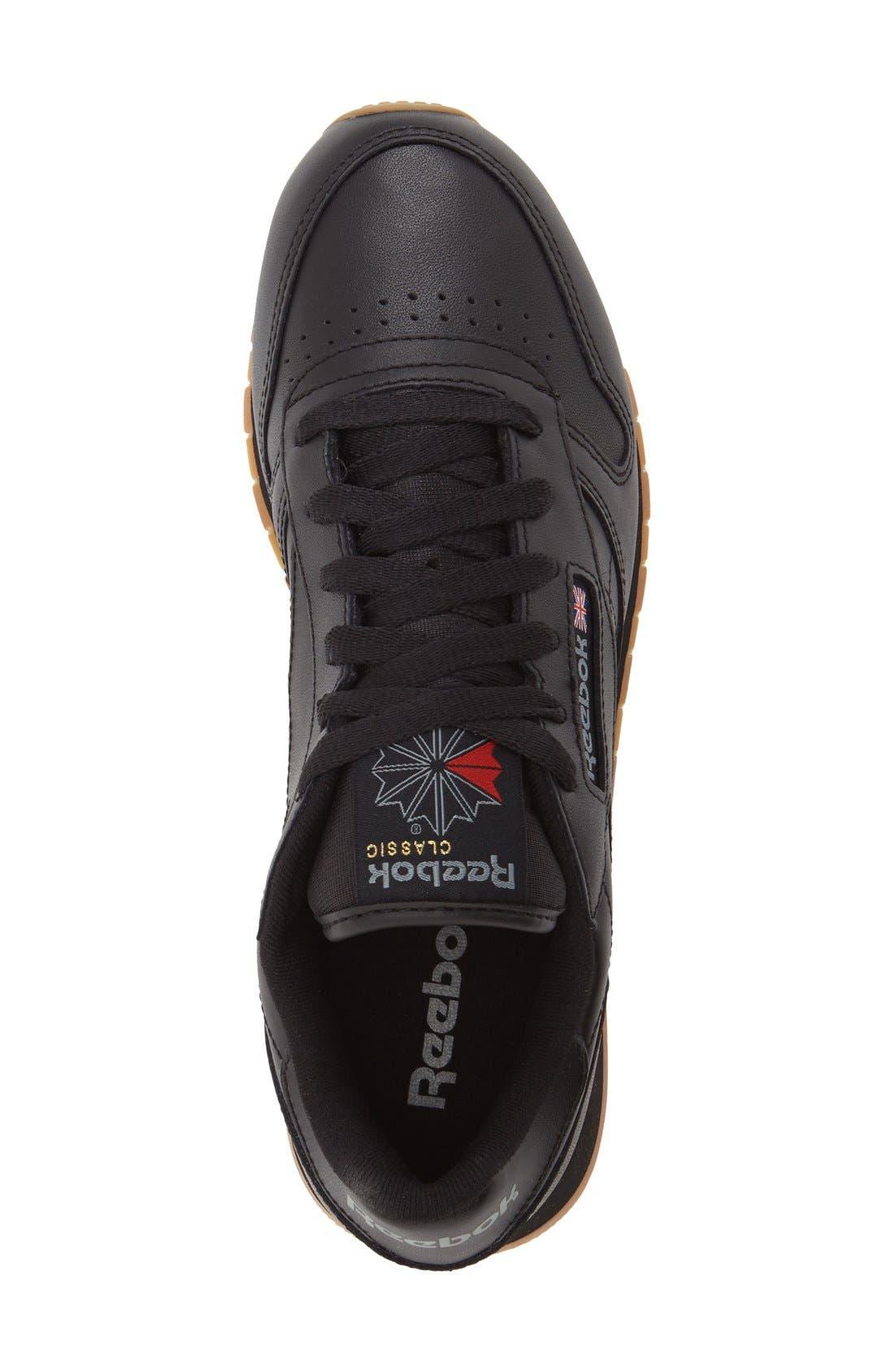 Alternate Image 3  - Reebok 'Classic' Sneaker (Women)