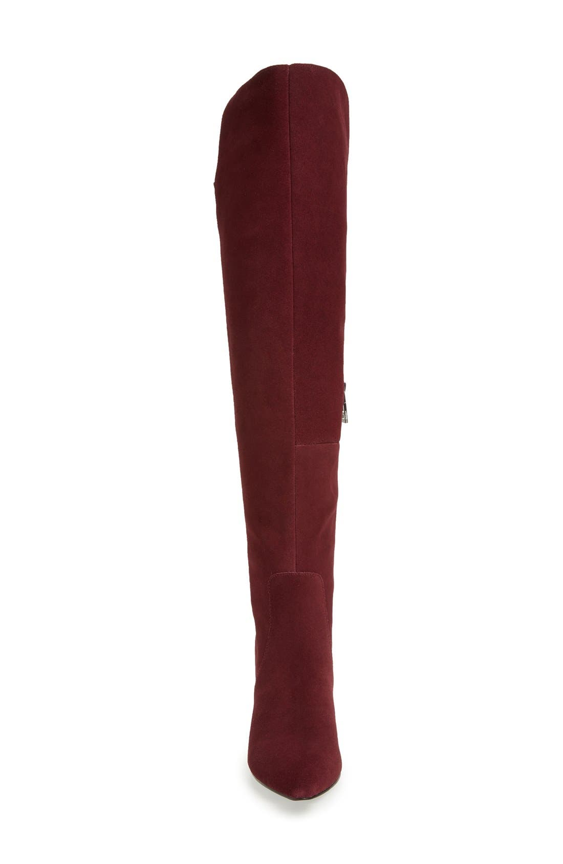 Alternate Image 3  - Charles by Charles David 'Edie' Over the Knee Boot (Women)