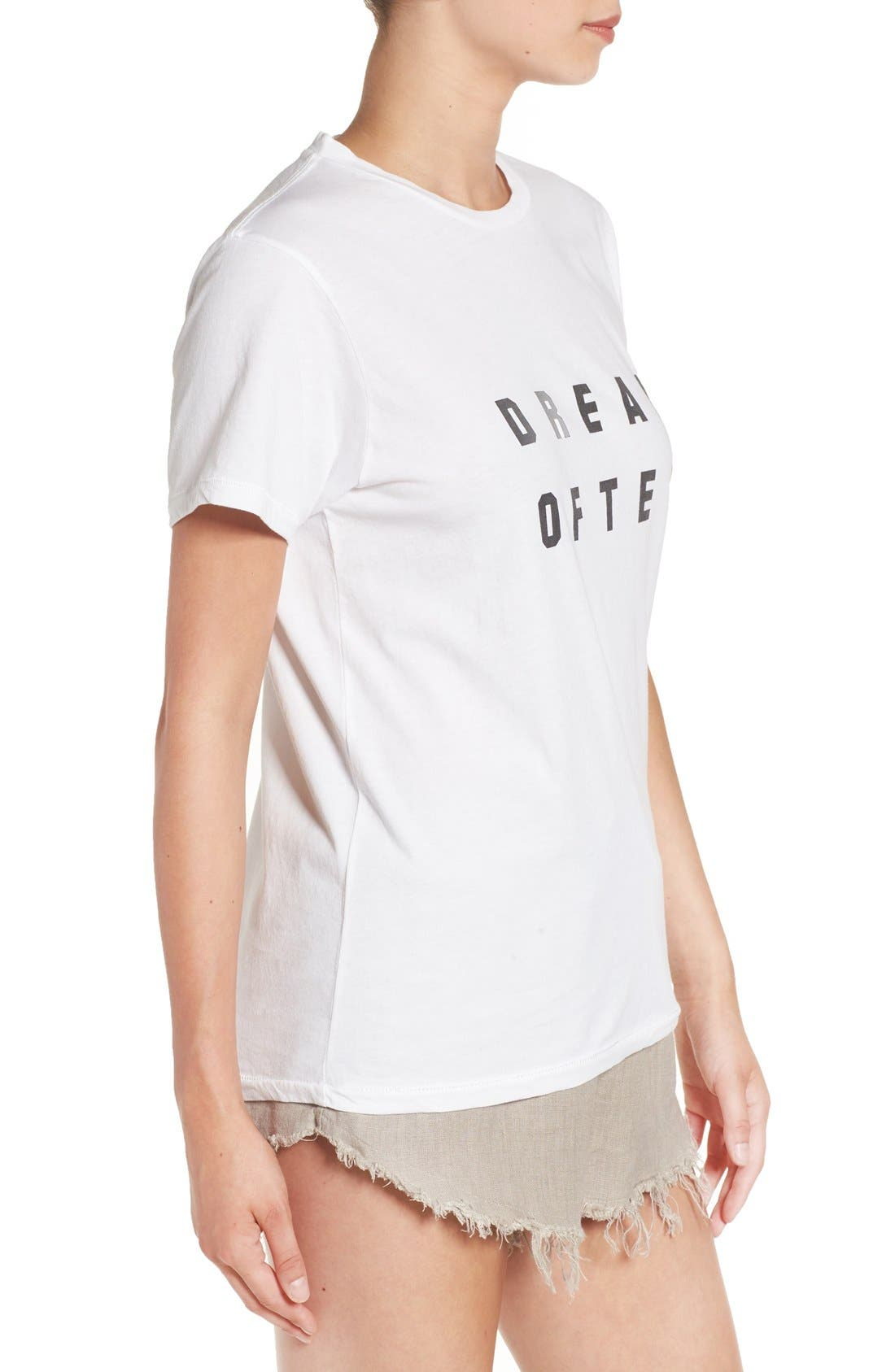 Alternate Image 4  - Sincerely Jules 'Dream Often' Graphic Tee