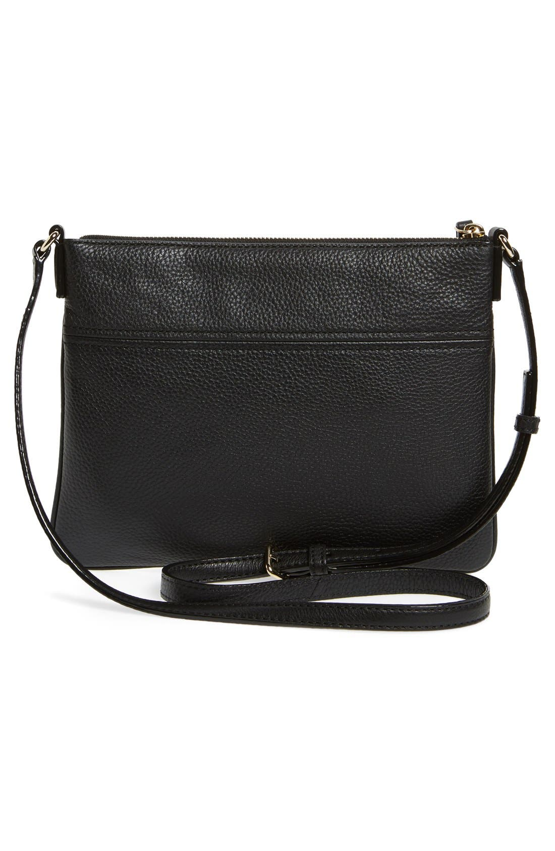 Alternate Image 3  - kate spade new york 'cobble hill - gabriele' pebbled leather crossbody bag