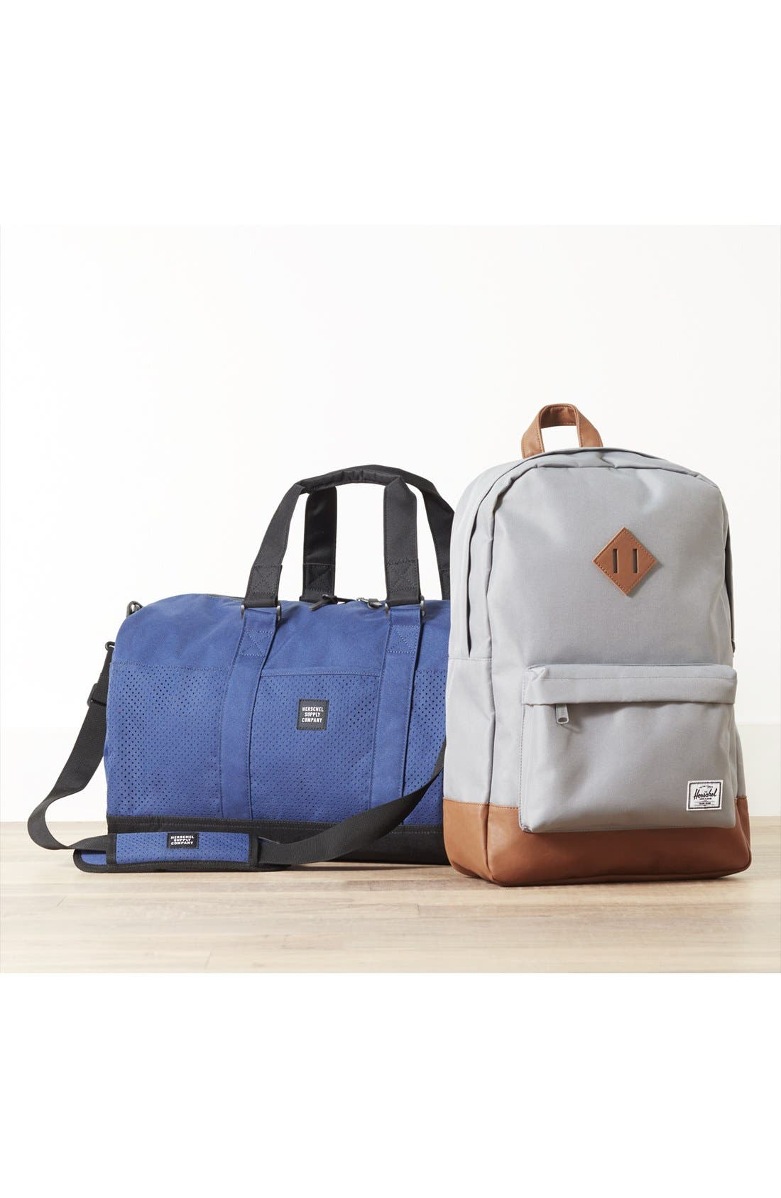 Alternate Image 7  - Herschel Supply Co. 'Novel' Duffel Bag