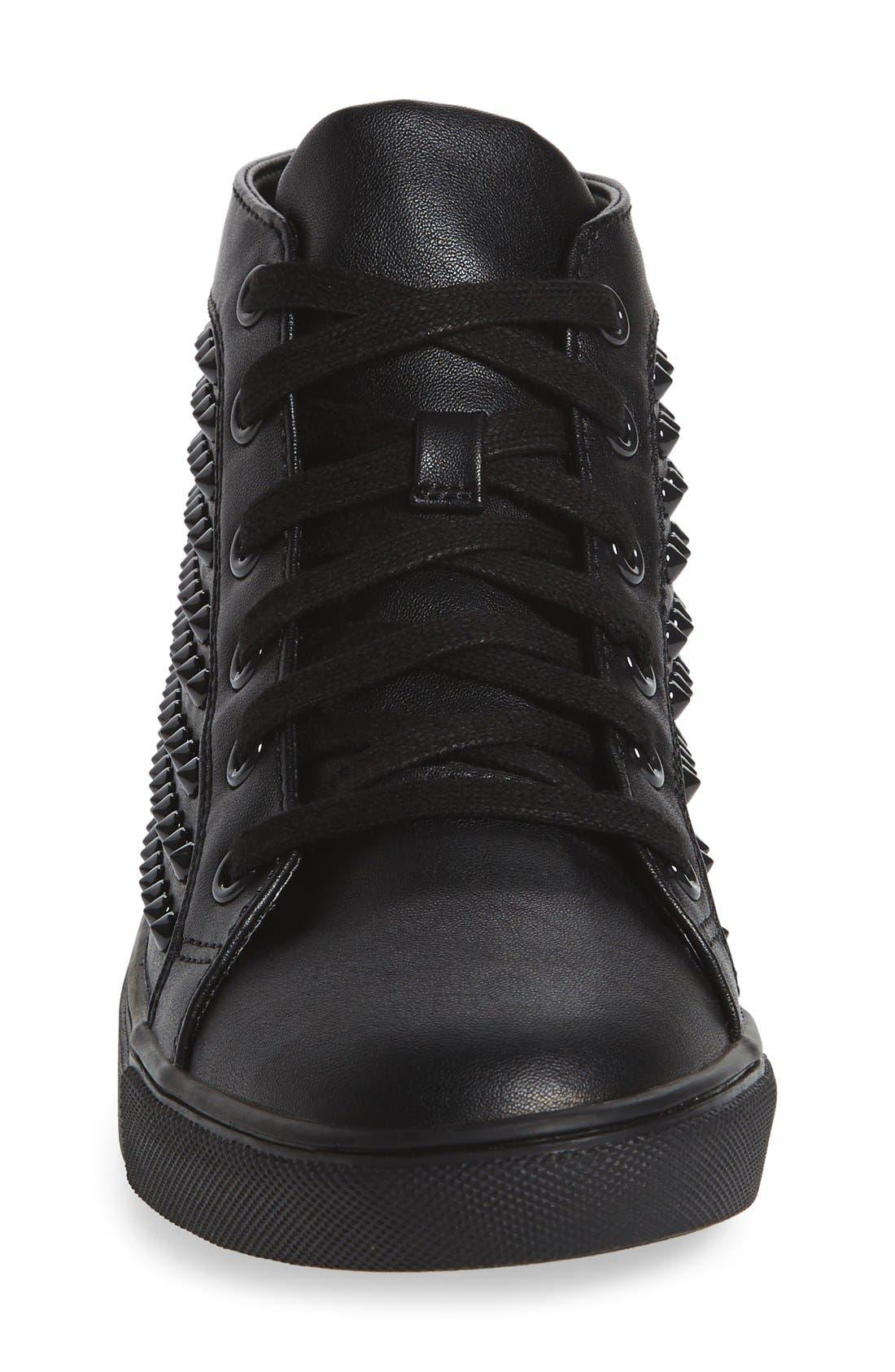 Alternate Image 3  - Steve Madden 'Levels' High Top Sneaker (Women)