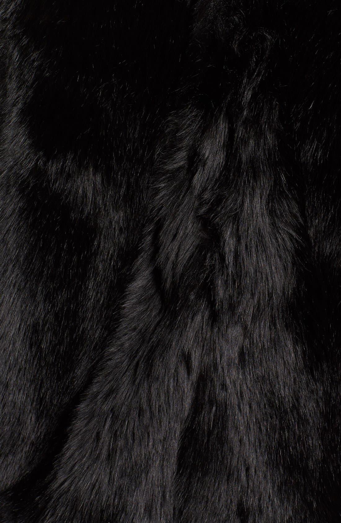 Alternate Image 5  - Madewell Faux Fur Vest