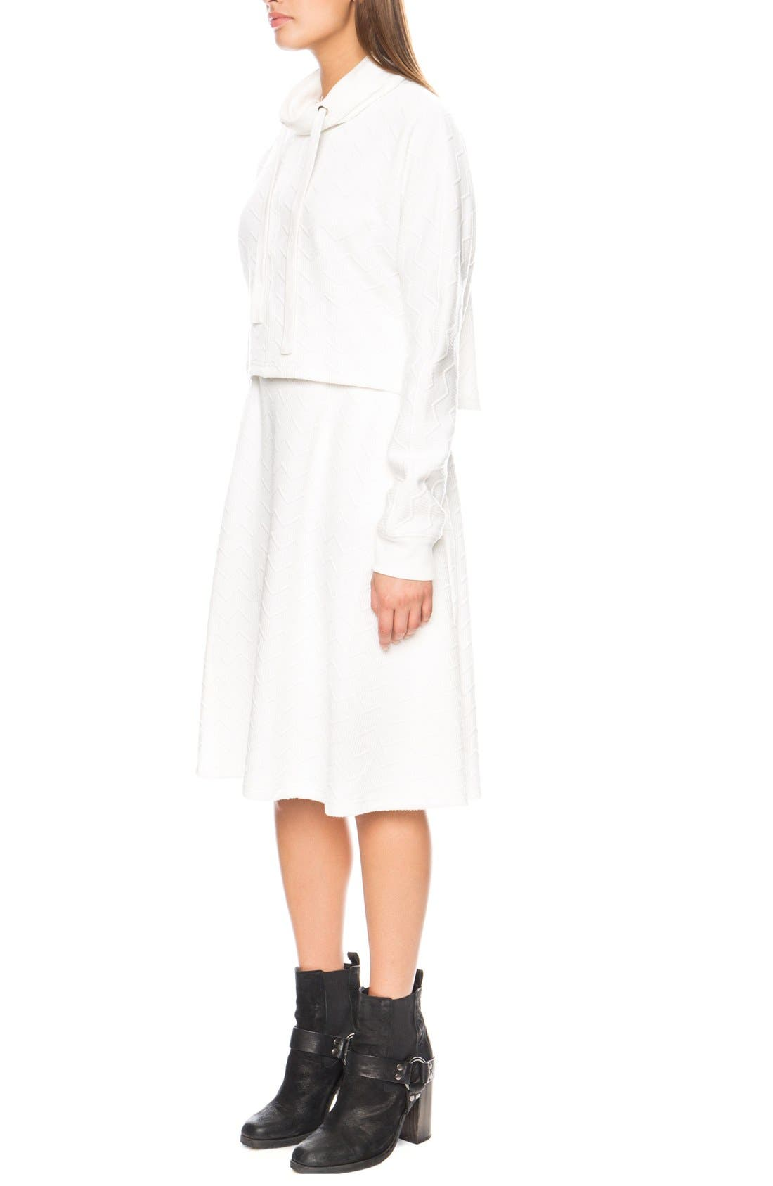 Alternate Image 3  - The Fifth Label 'Passport' Midi Skirt