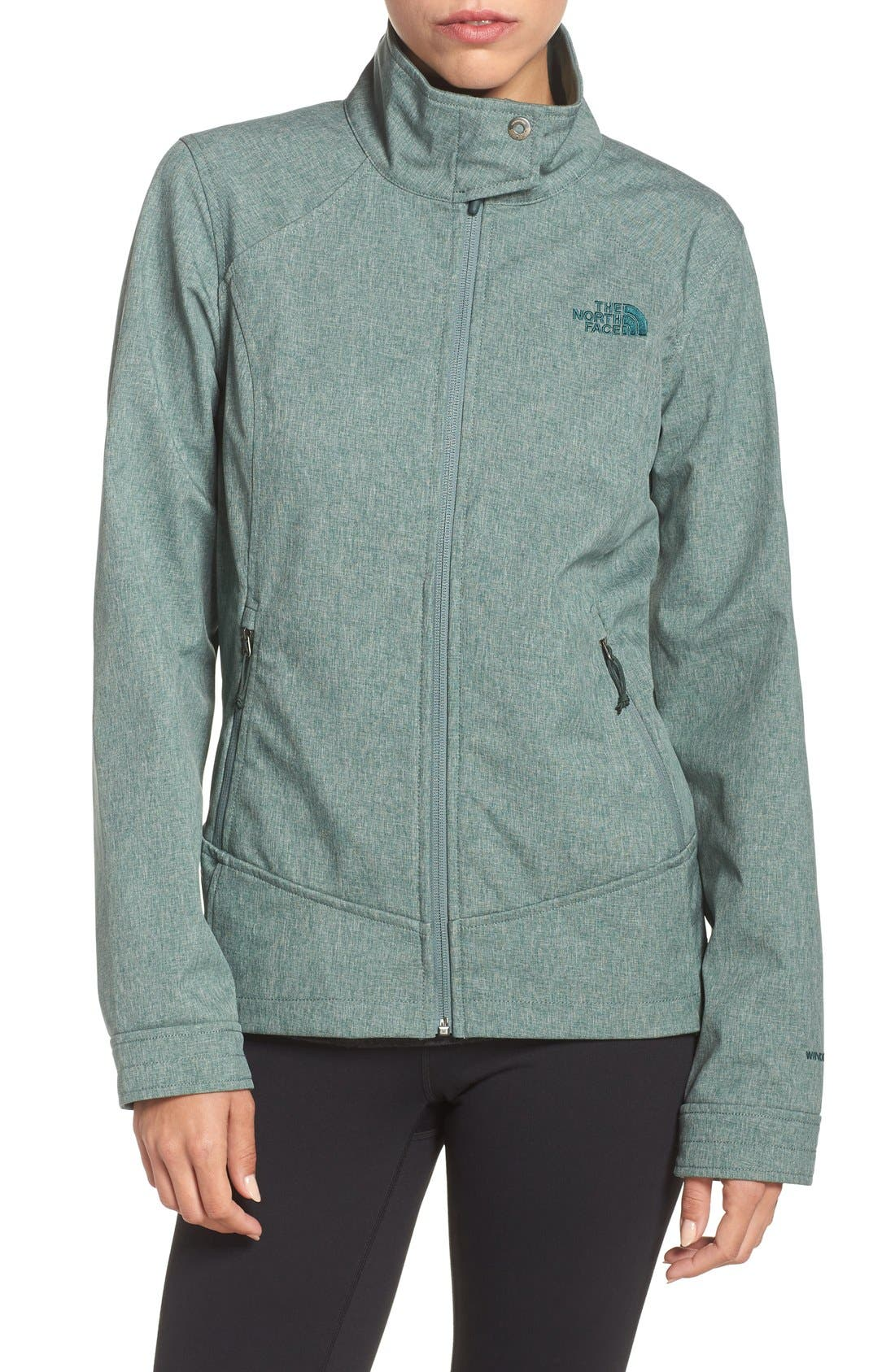 Alternate Image 1 Selected - The North Face 'Calentito 2' Soft Shell Jacket