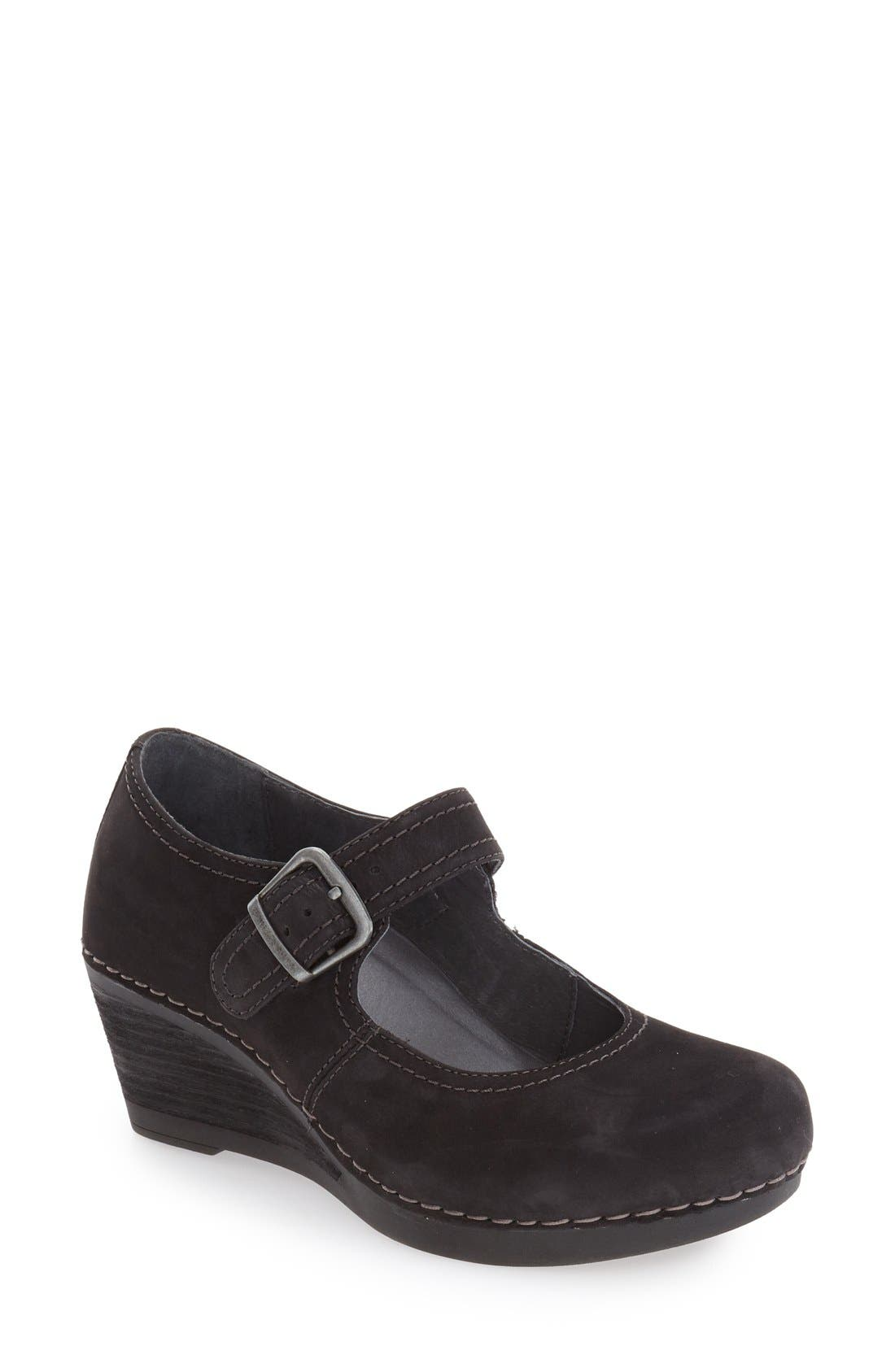 DANSKO 'Sandra' Mary Jane Wedge