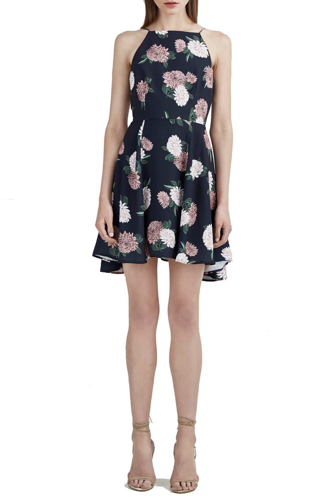 Alternate Image 4  - Keepsake the Label 'Up for Air' Fit & Flare Dress