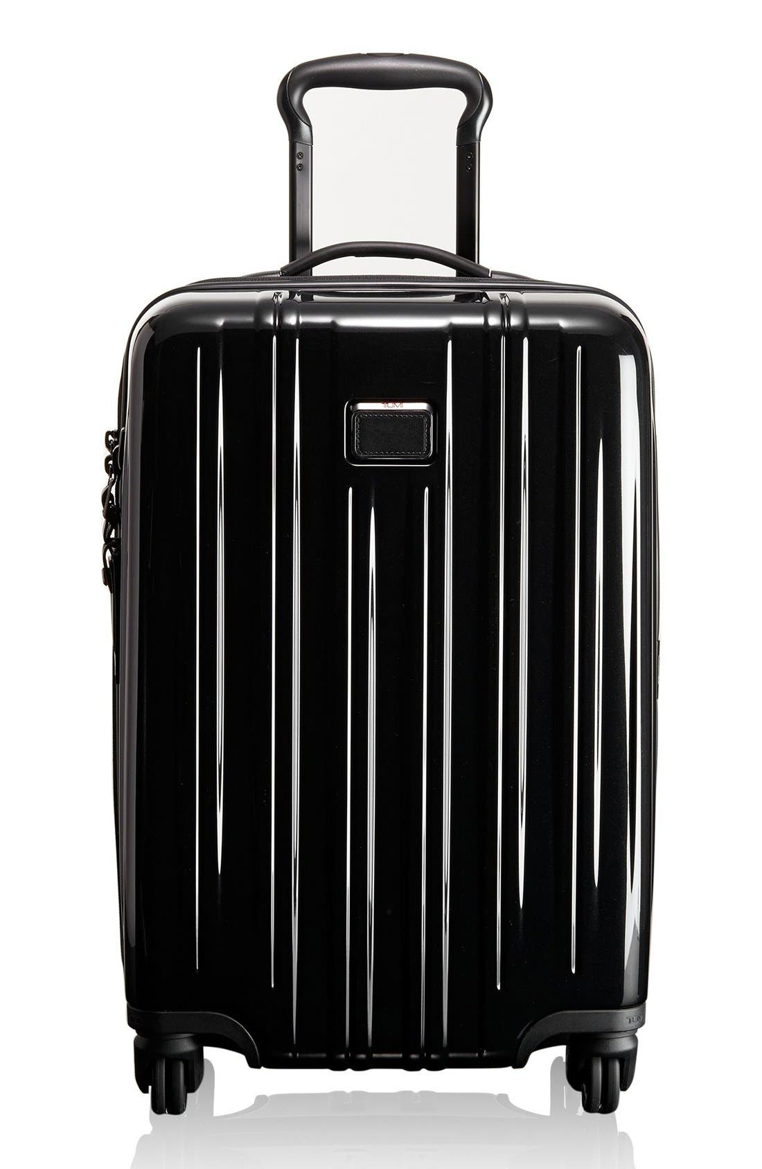 Alternate Image 1 Selected - Tumi 'V3' International 4 Wheel Carry-On (22 Inch)