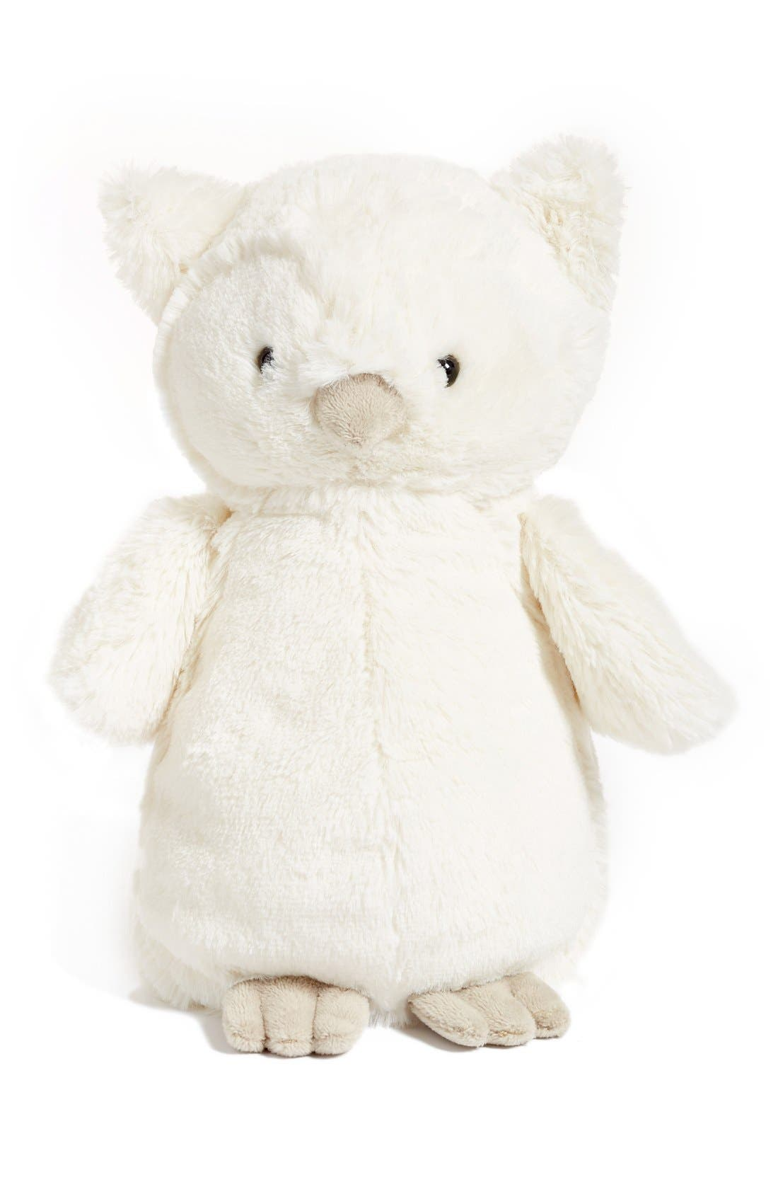 Main Image - Jellycat 'Woodland Owl' Stuffed Animal