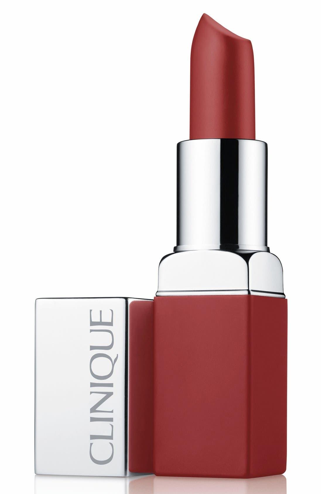 Clinique 'Pop Matte' Lip Color + Primer