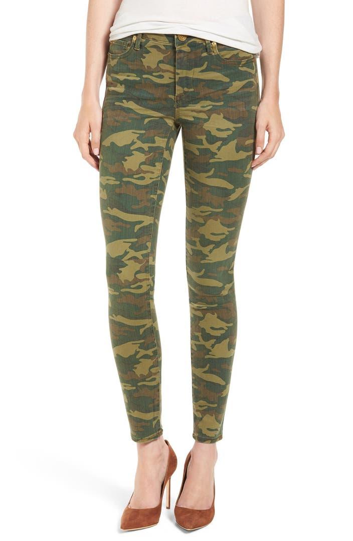 true religion brand jeans 39 halle 39 super skinny jeans. Black Bedroom Furniture Sets. Home Design Ideas