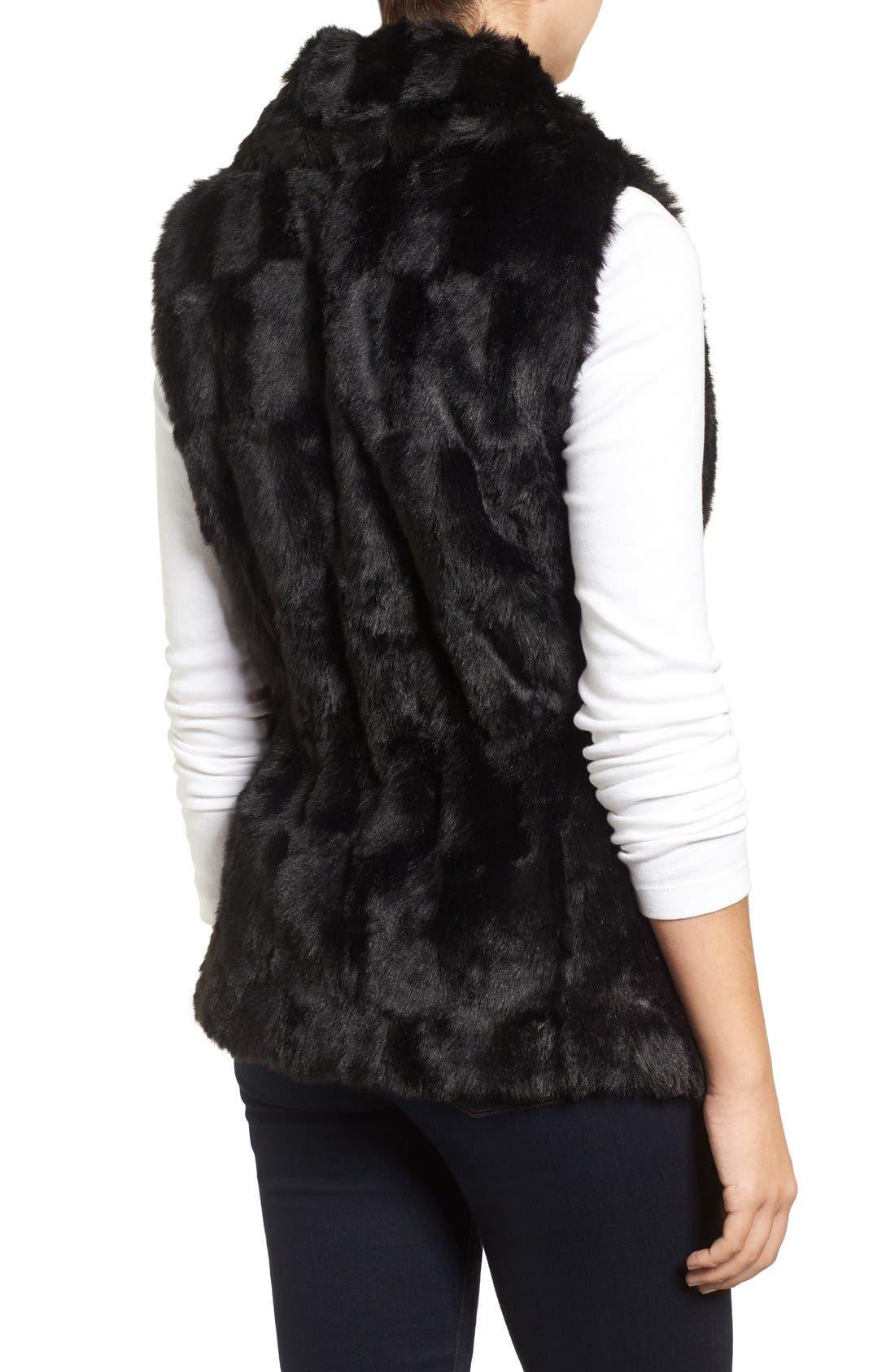 Alternate Image 2  - Chaus Faux Fur Vest