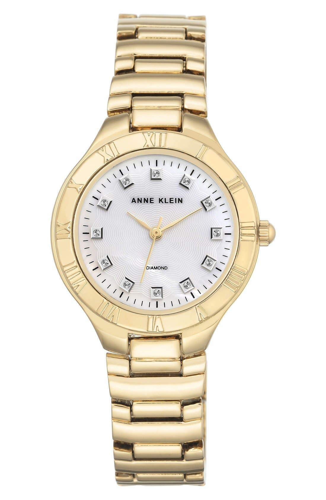 Anne Klein Bracelet Watch, 32mm