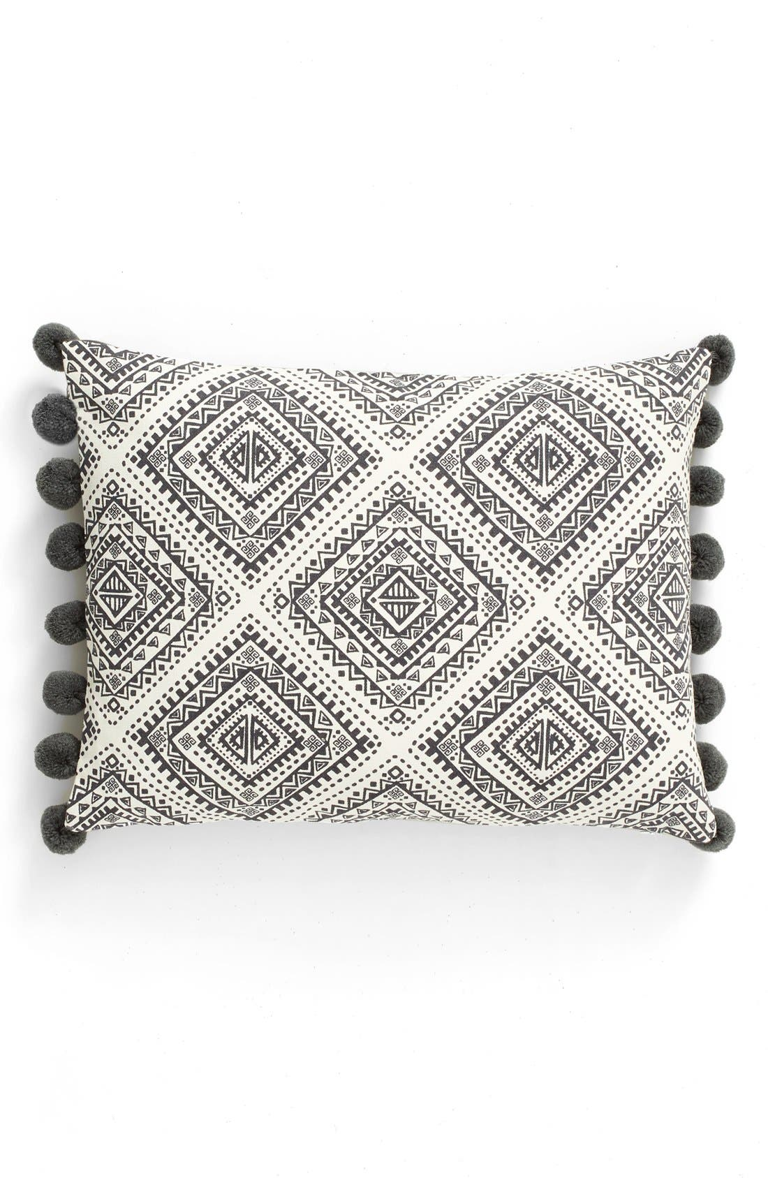 Alternate Image 1 Selected - Levtex Geo Print Accent Pillow