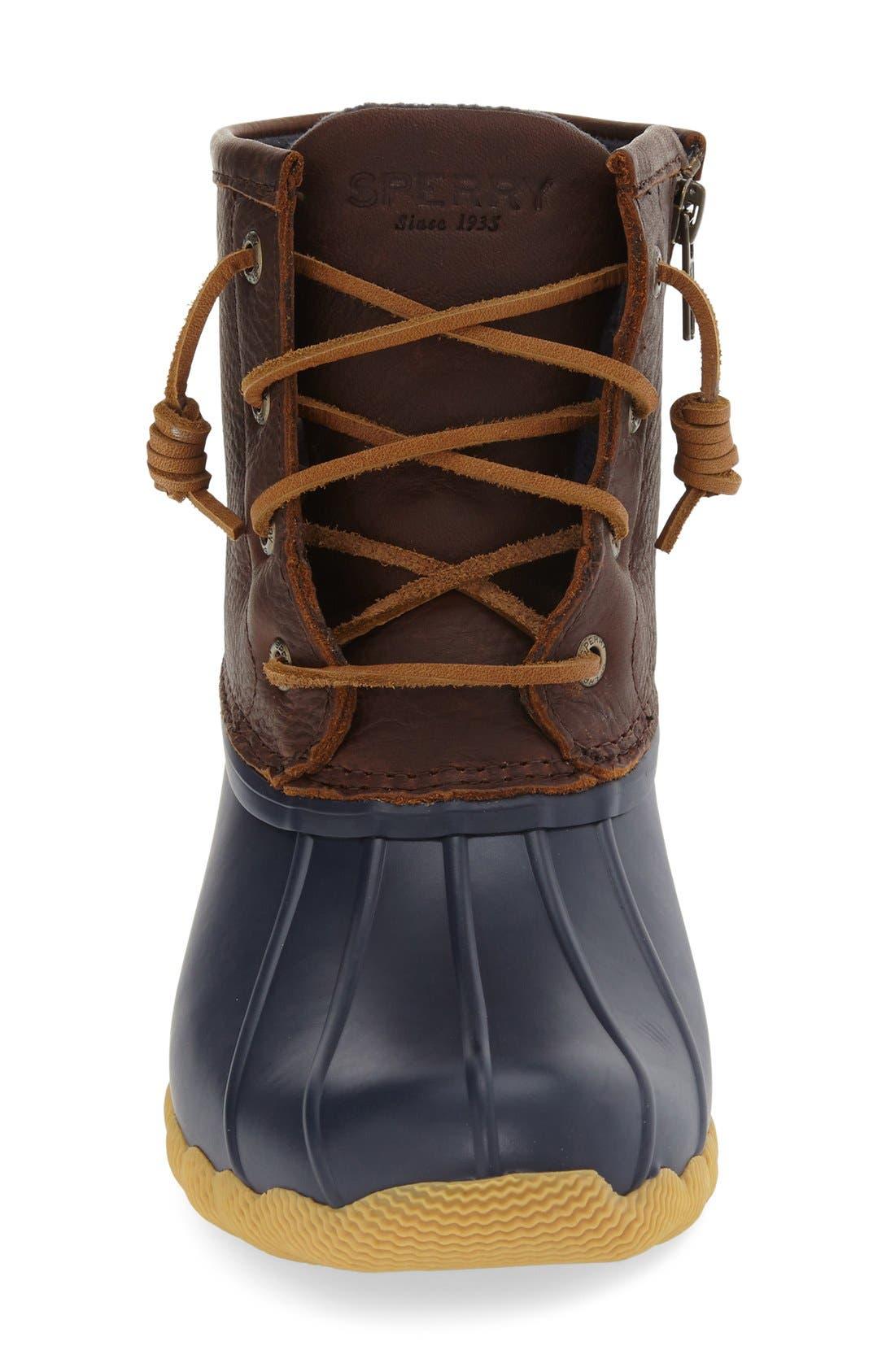 Alternate Image 3  - Sperry 'Saltwater' Waterproof Rain Boot (Women)