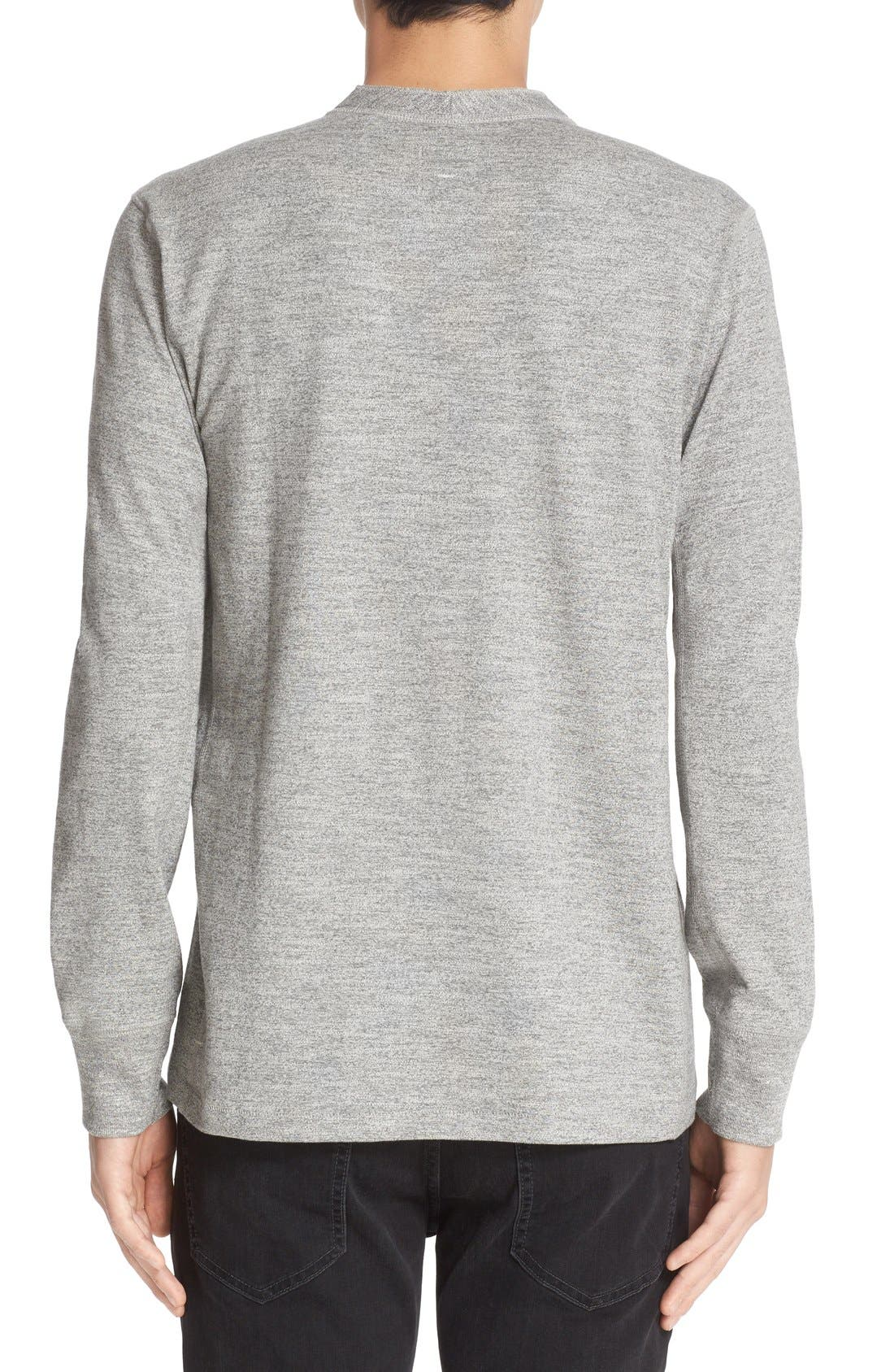 Alternate Image 2  - rag & bone Standard Issue Henley