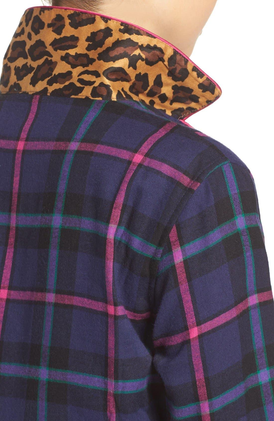 Alternate Image 5  - Lauren Ralph Lauren Twill Pajamas