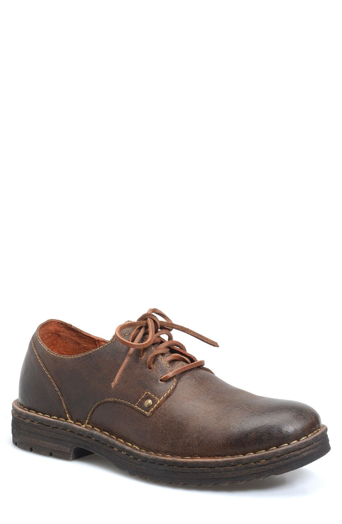 Børn 'Samson' Plain Toe Derby (Men)