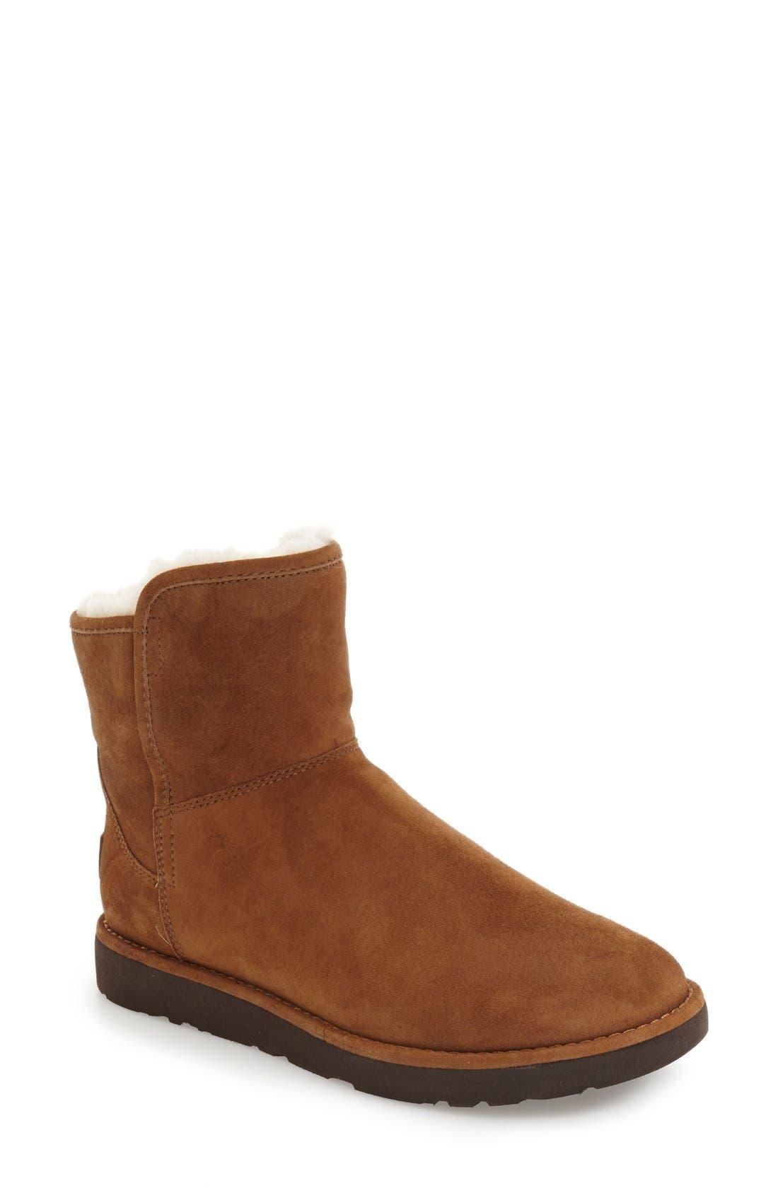 Alternate Image 1 Selected - UGG® Abree II Mini Boot (Women)