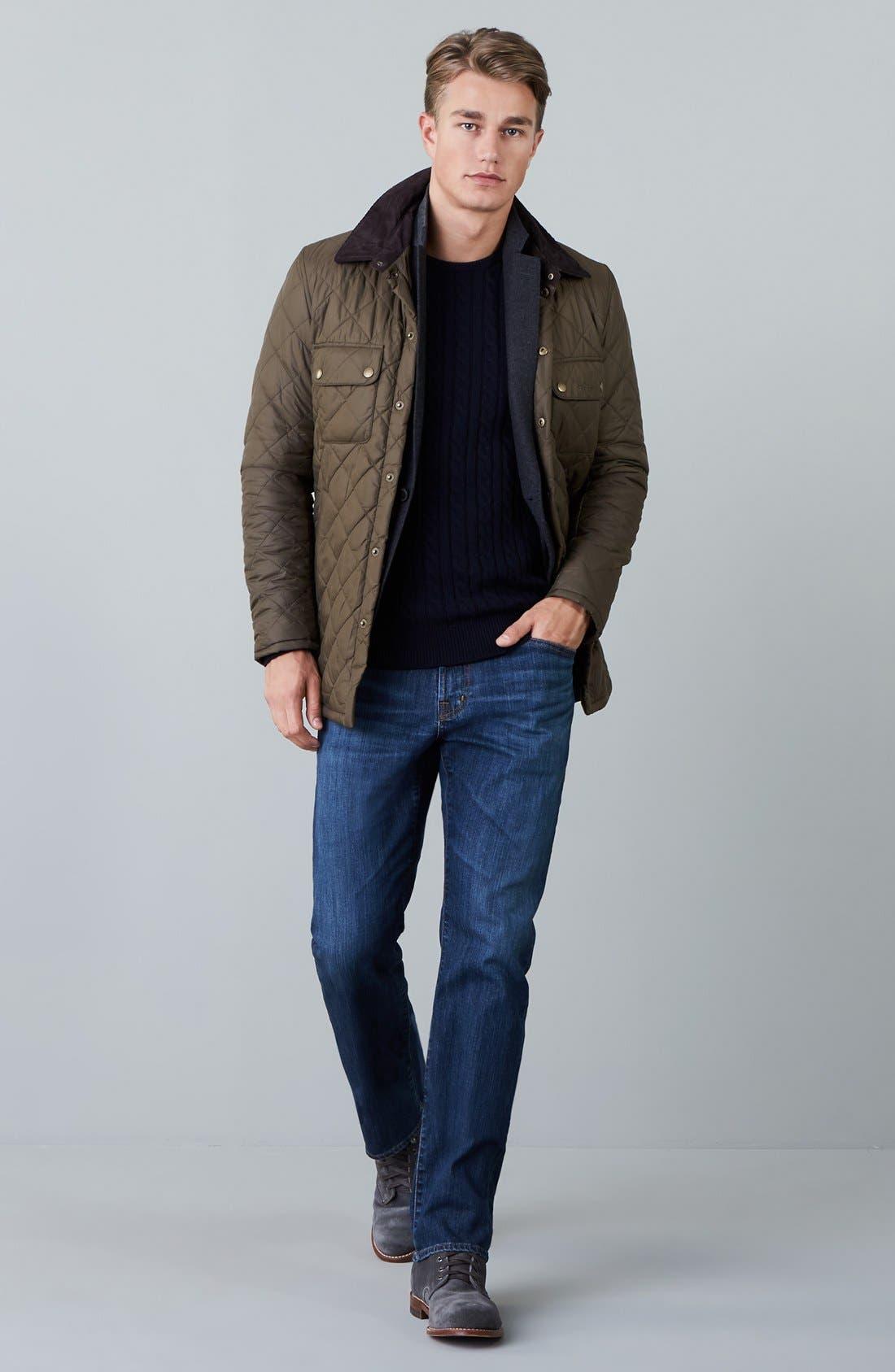 Alternate Image 6  - Barbour 'Akenside' Quilted Jacket