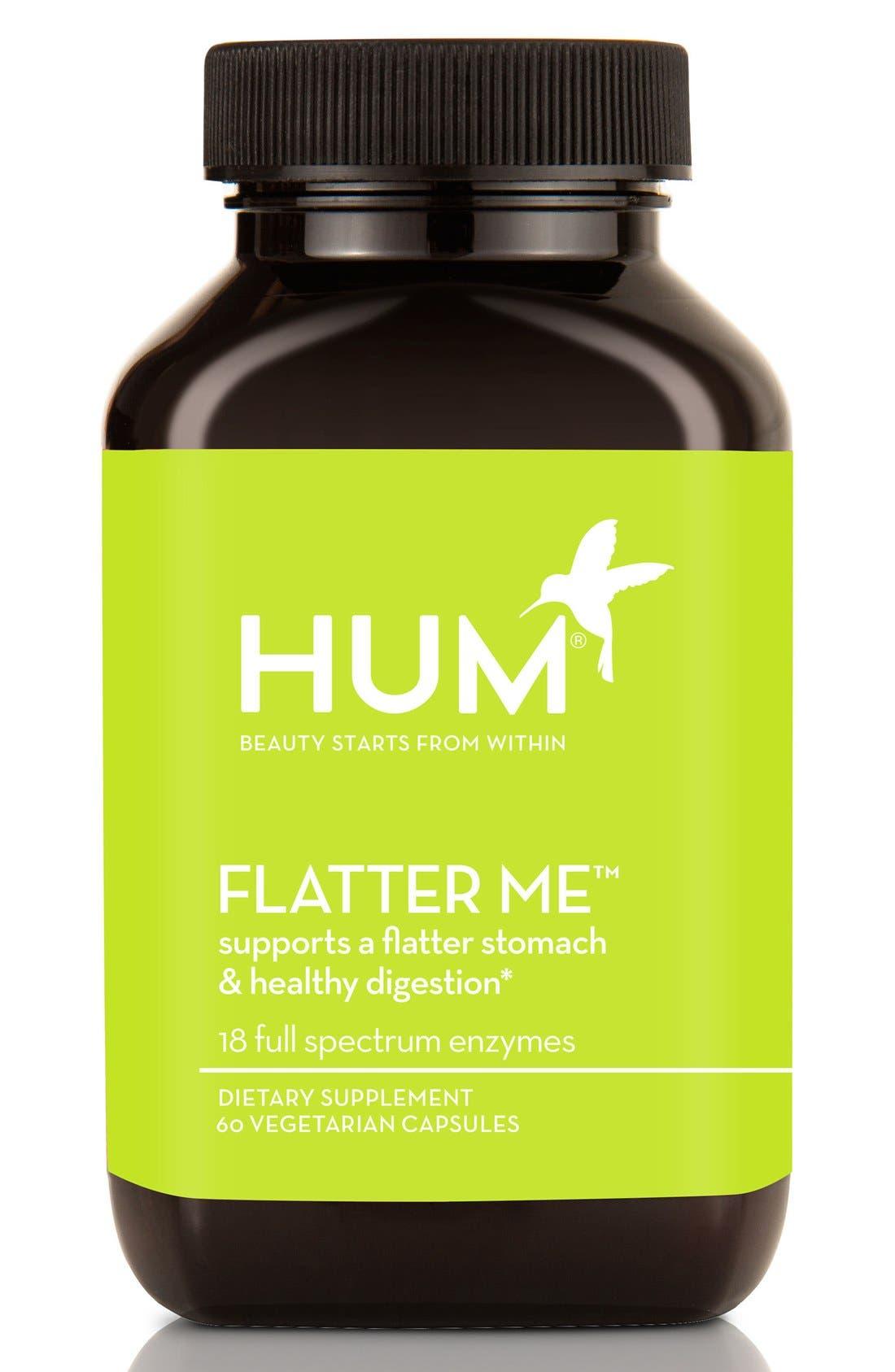 Hum Nutrition Flatter Me Capsules