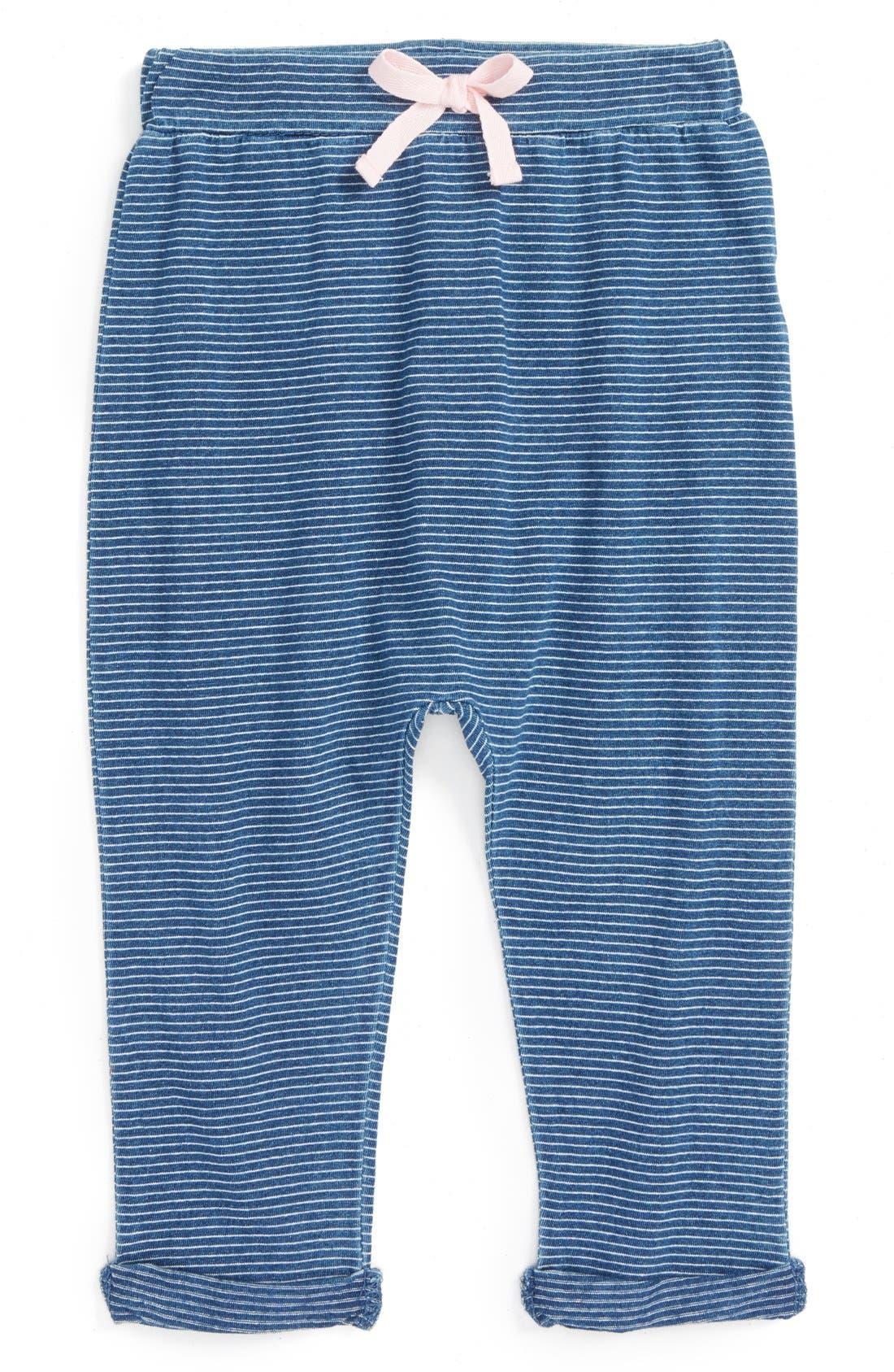 SPLENDID Stripe Jogger Pants