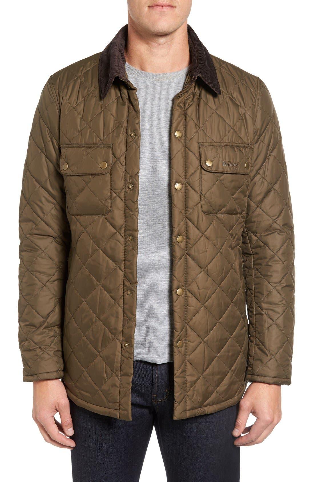 Main Image - Barbour 'Akenside' Quilted Jacket