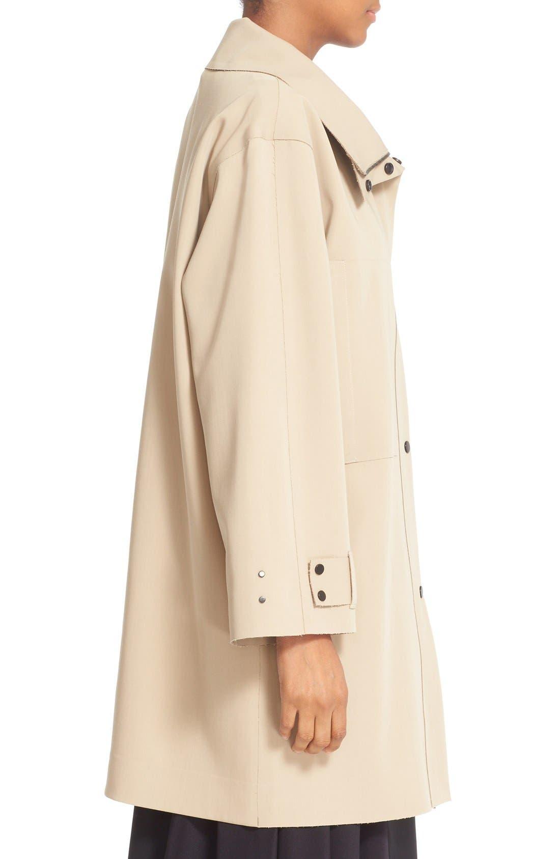 Alternate Image 4  - Colovos Bonded Wool Coat