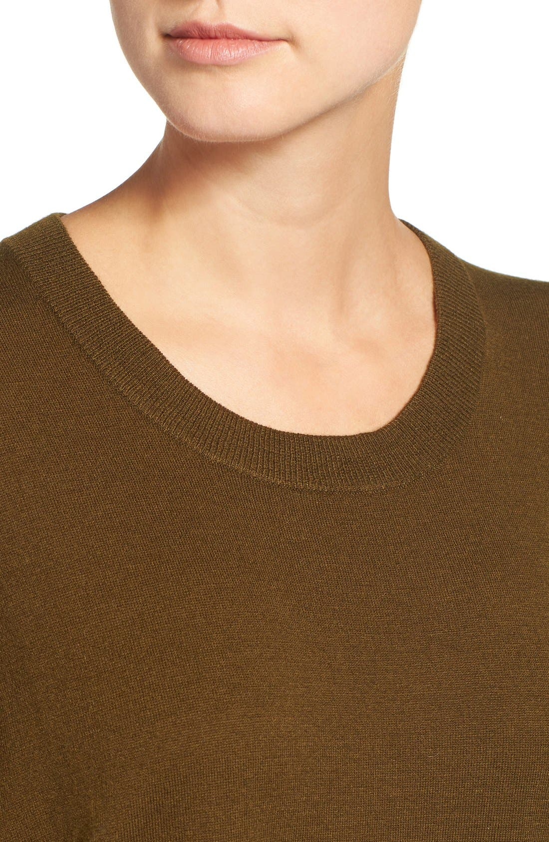 Alternate Image 4  - Madewell Excursion Pullover Sweater