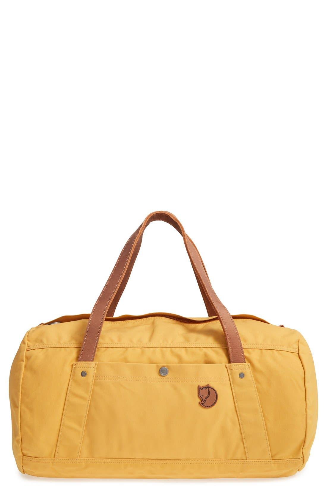 Fjällräven 'Duffel No.4' Water Resistant Duffel Bag