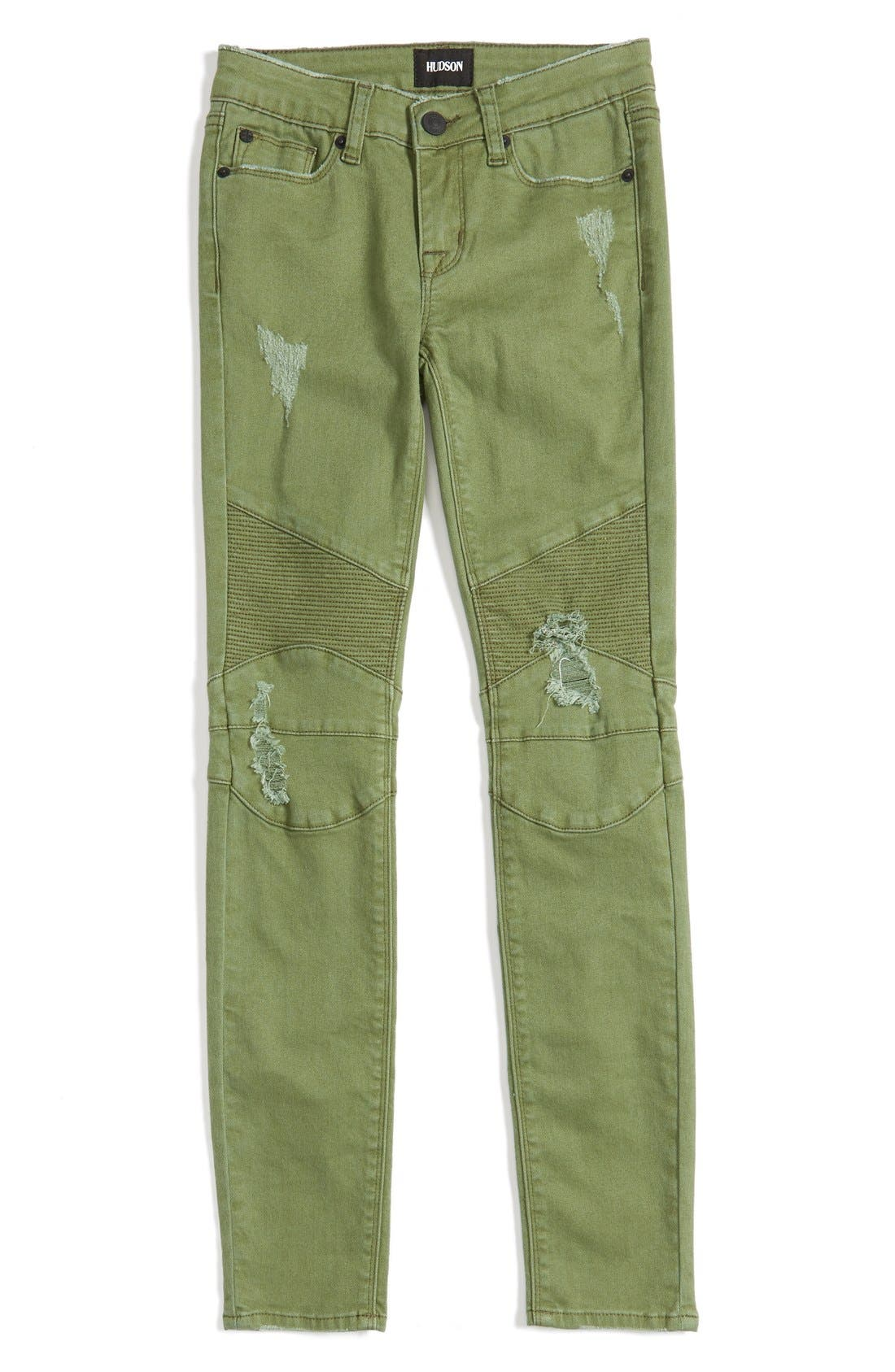 HUDSON KIDS New Moto Jeans