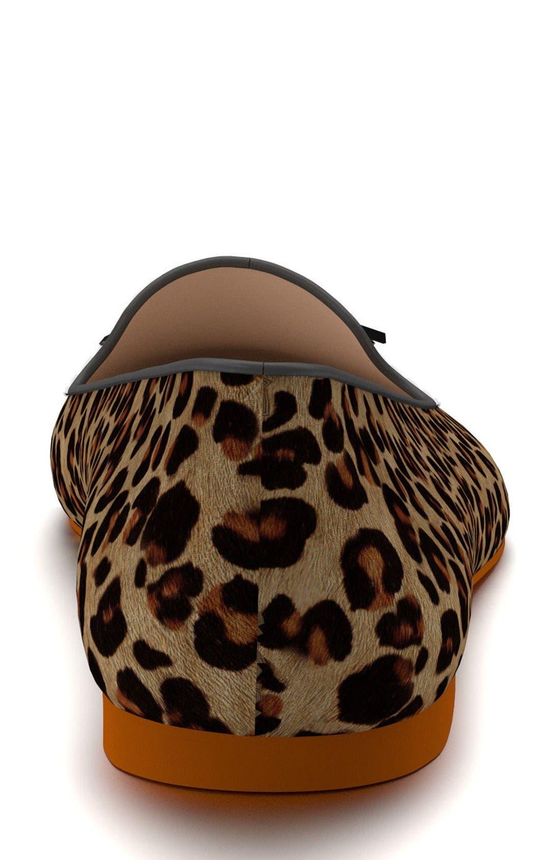 Alternate Image 5  - Shoes of Prey Smoking Slipper (Women)
