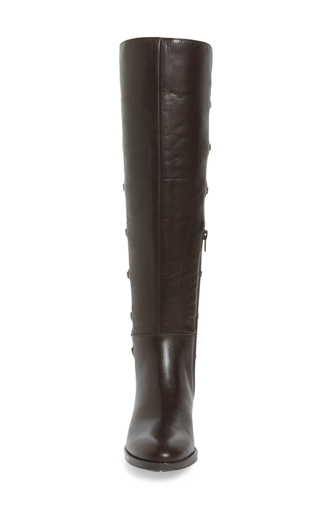 Alternate Image 3  - Vince Camuto Parle Over the Knee Corset Boot (Women)
