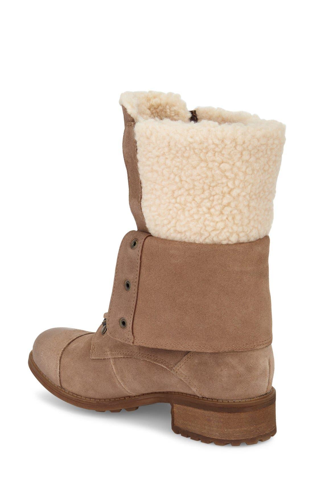 Alternate Image 2  - UGG® Gradin Water Resistant Boot (Women)