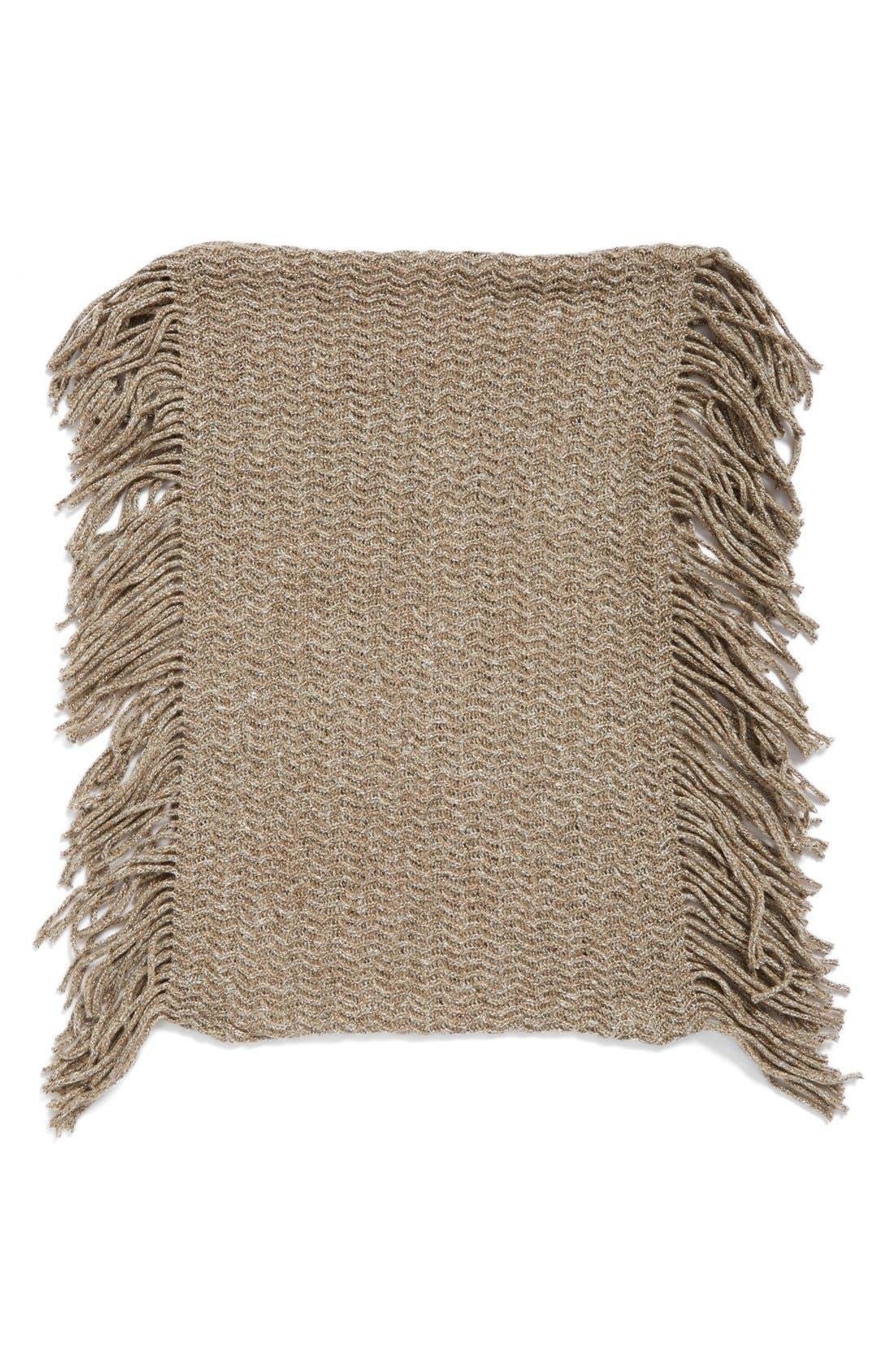 Alternate Image 3  - BP. Marled Knit Fringe Infinity Scarf