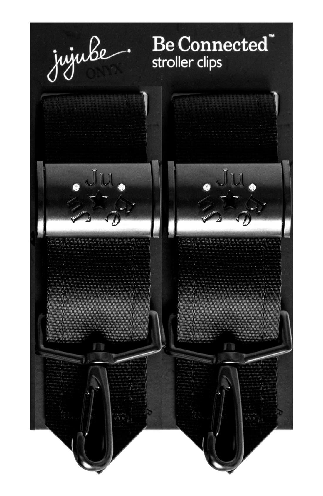 Ju-Ju-Be Be Connected Diaper Bag Stroller Clips