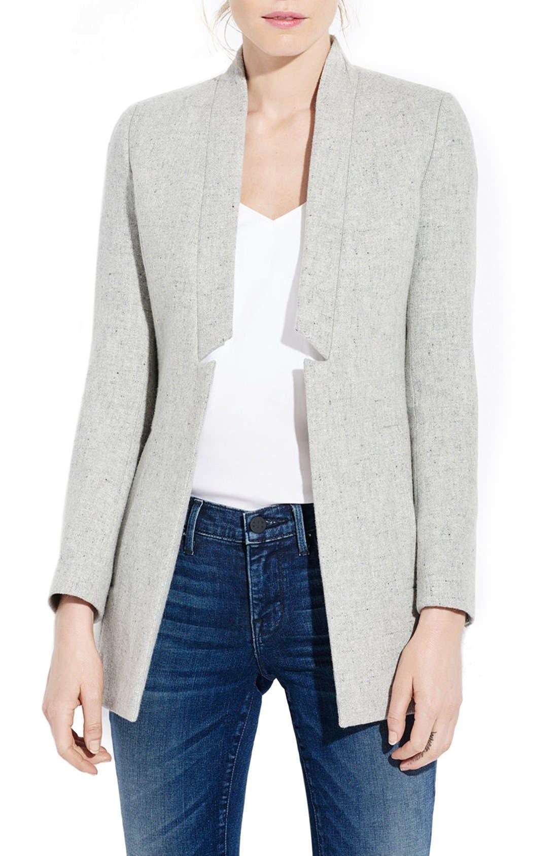 Main Image - AYR The Coup Tweed Blazer