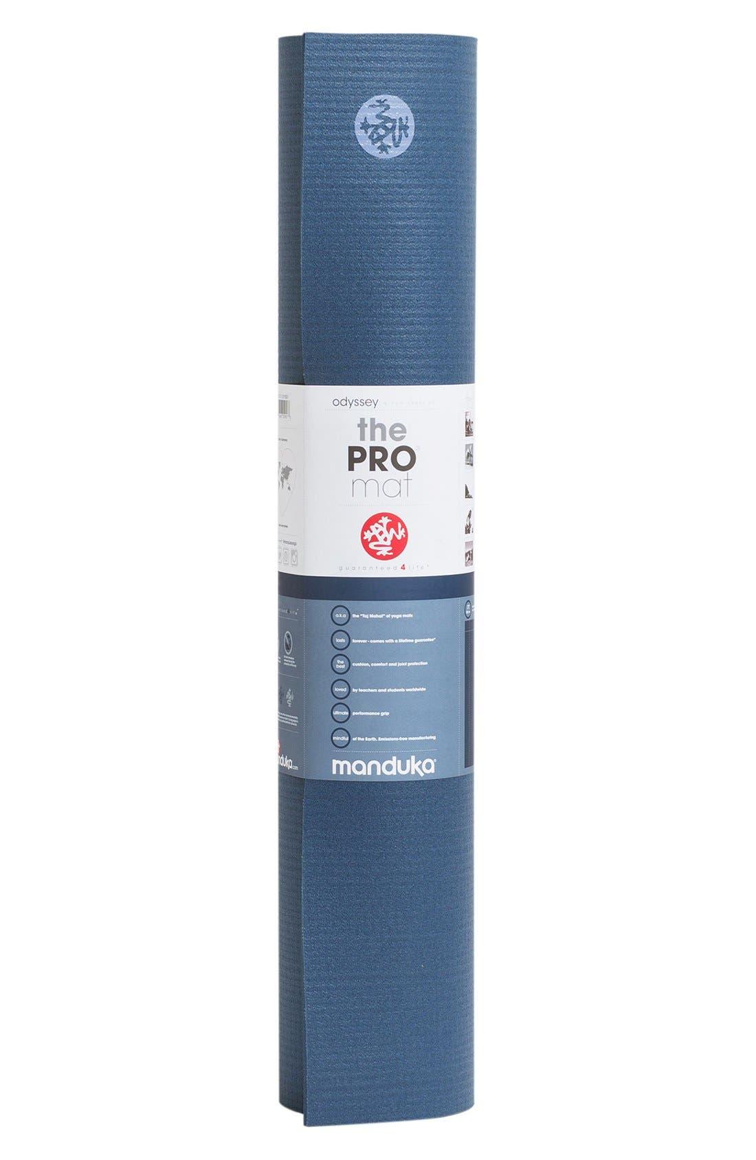 Manduka 'PRO71 - Odyssey' Yoga Mat