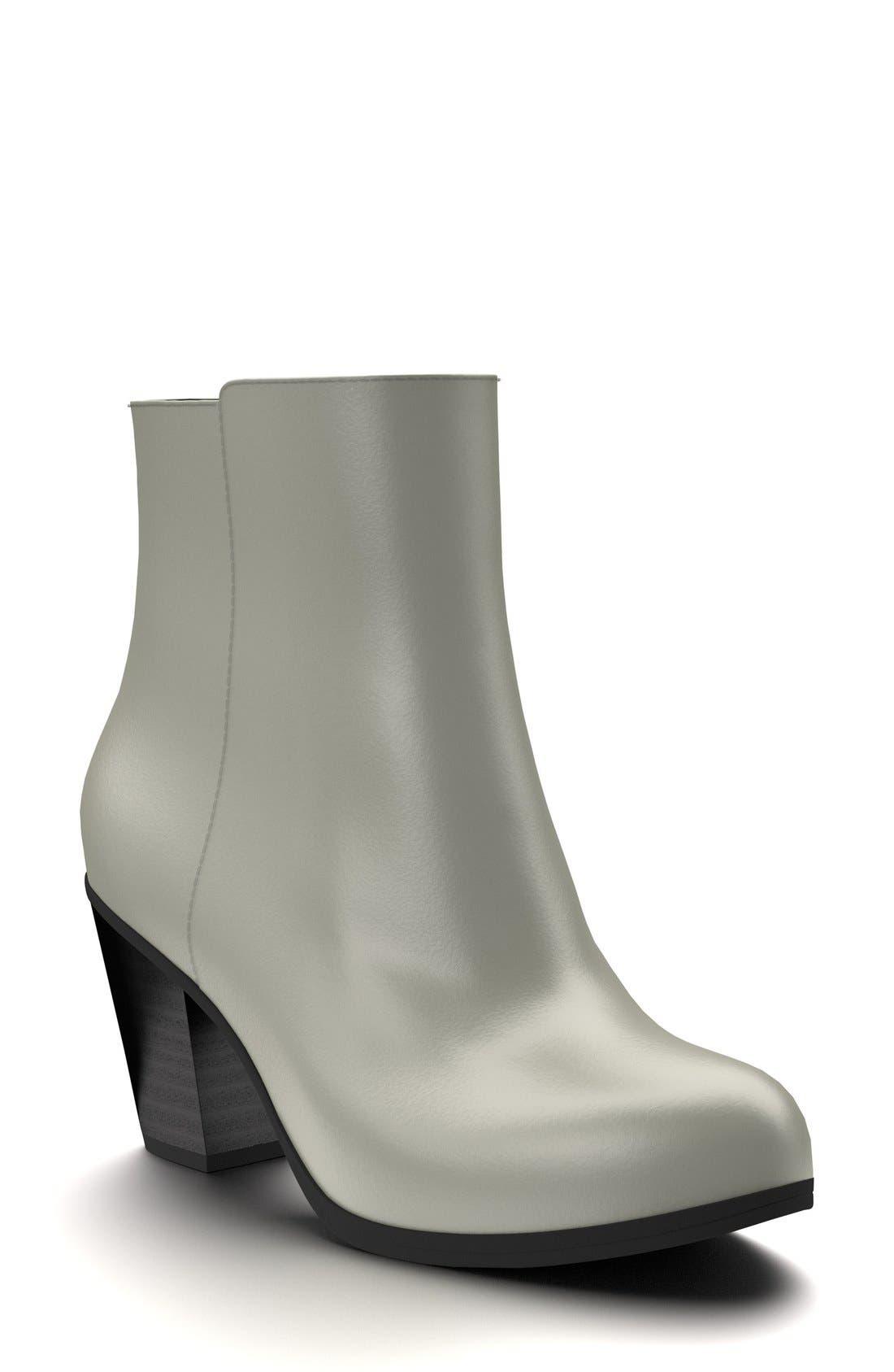 Alternate Image 1 Selected - Shoes of Prey Block Heel Bootie (Women)