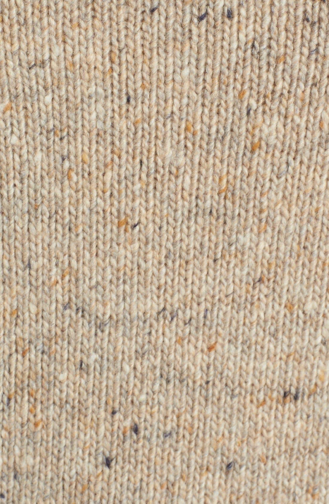 Alternate Image 5  - Rebecca Minkoff Erid Off the Shoulder Sweater Dress