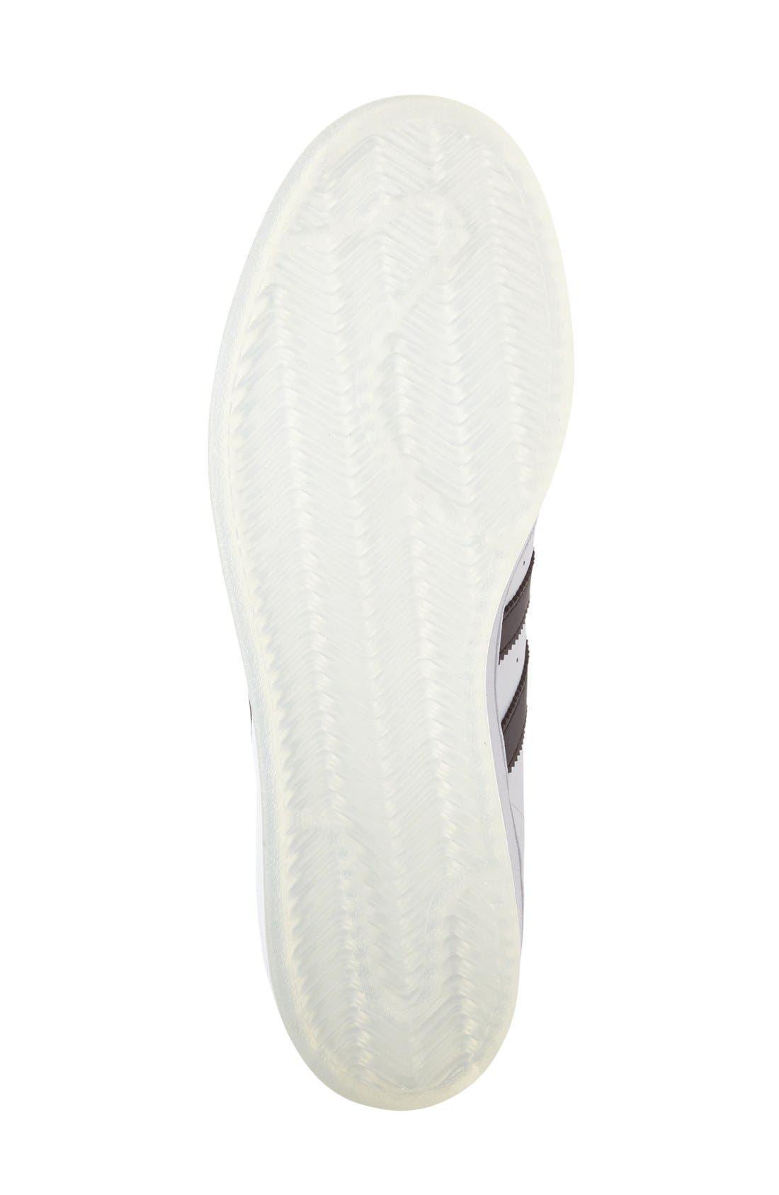 Alternate Image 5  - adidas 'Superstar' Sneaker (Women)