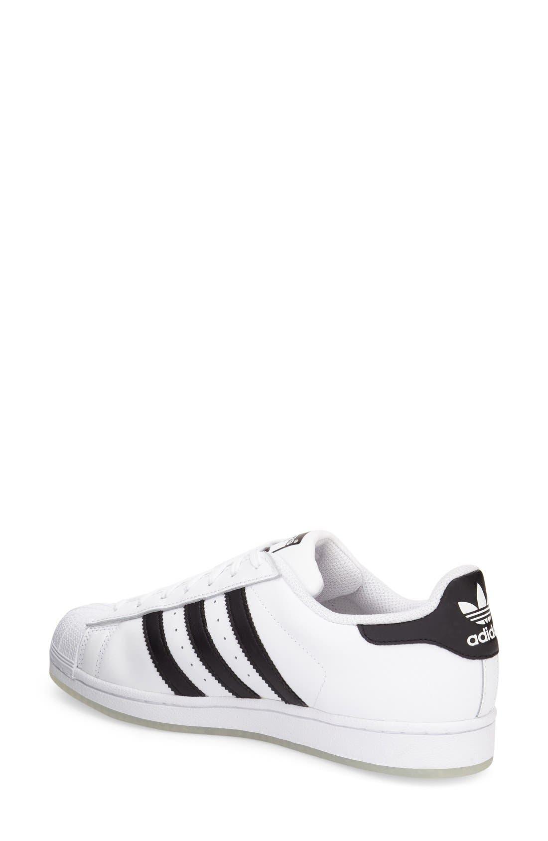 Alternate Image 3  - adidas 'Superstar' Sneaker (Women)