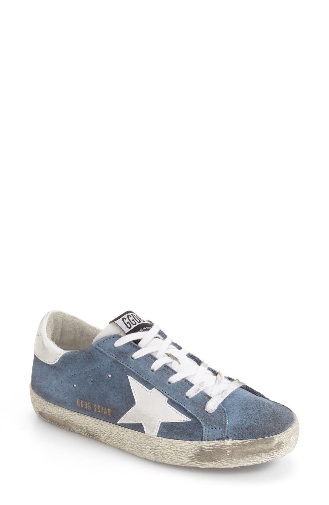 Alternate Image 1 Selected - Golden Goose 'Superstar' Low Top Sneaker (Women)
