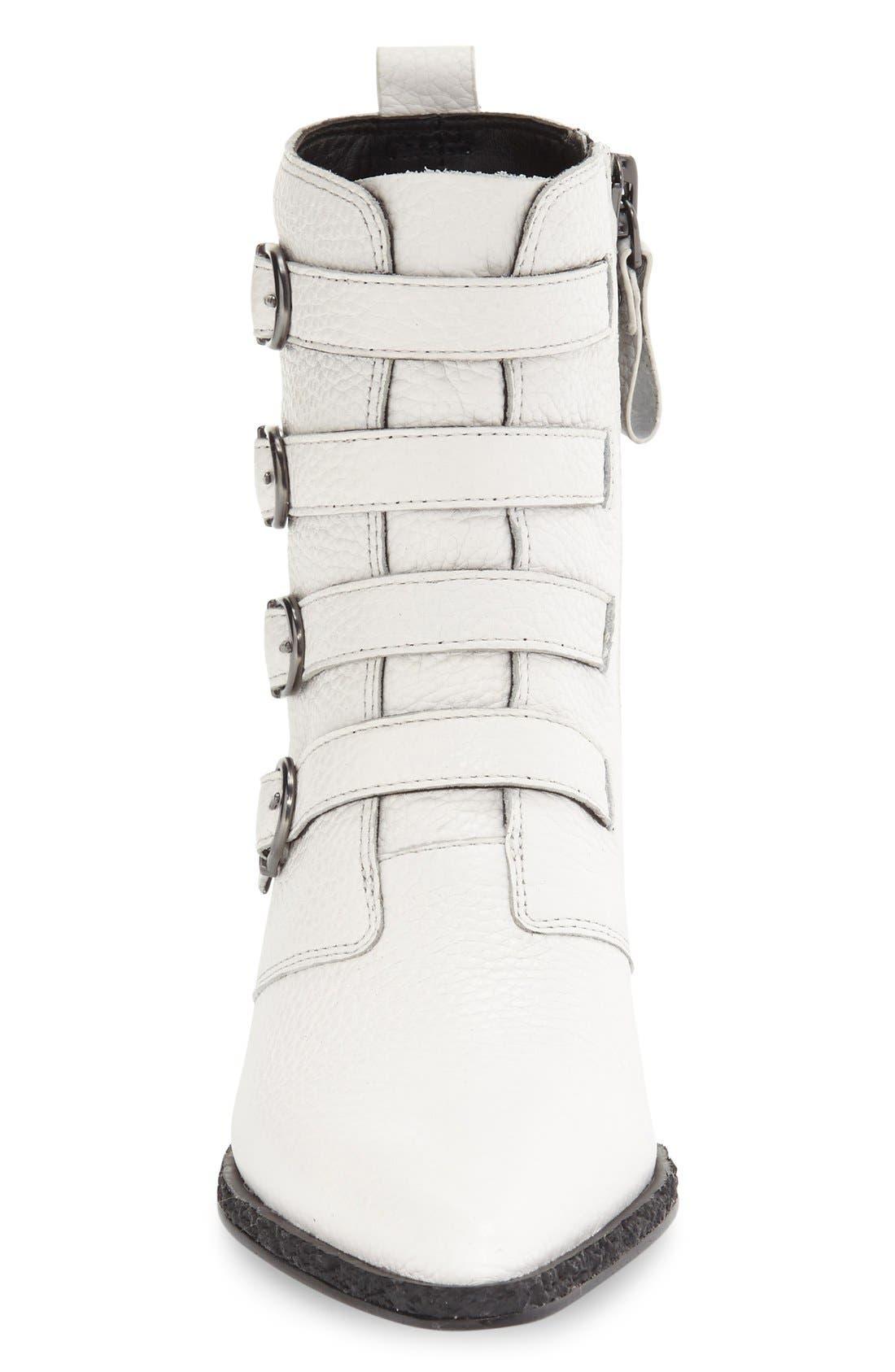 Alternate Image 3  - Calvin Klein Kitty Pointy Toe Bootie (Women)